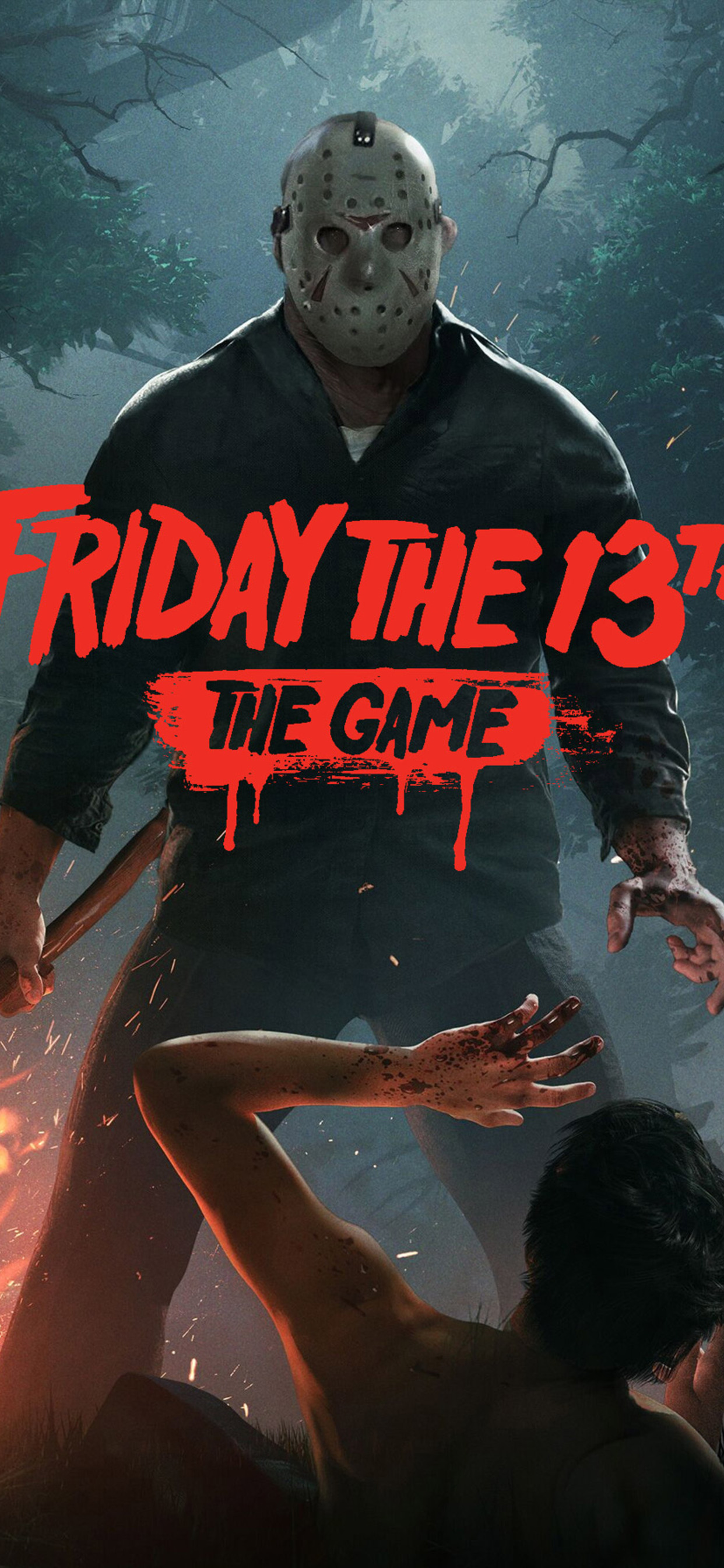 1242x2688 Friday The 13th The Game Iphone Xs Max Hd 4k Wallpapers Images Backgrounds Photos And Pictures