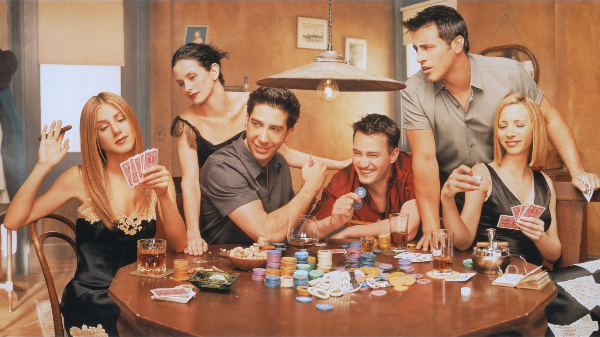2048x1152 friends tv show 2048x1152 resolution hd 4k - Tv series wallpaper 4k ...