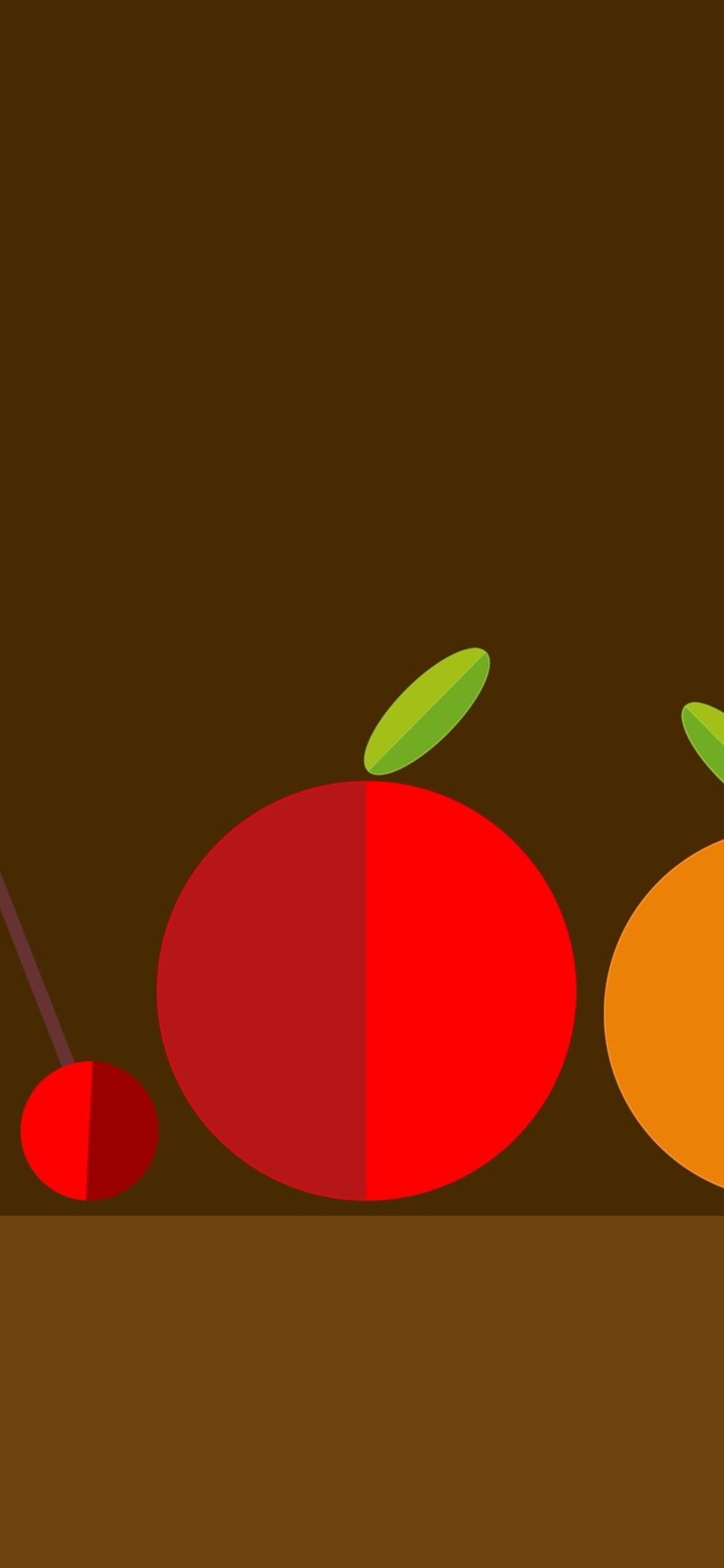 1242x2688 Fruits Minimalism Iphone Xs Max Hd 4k Wallpapers