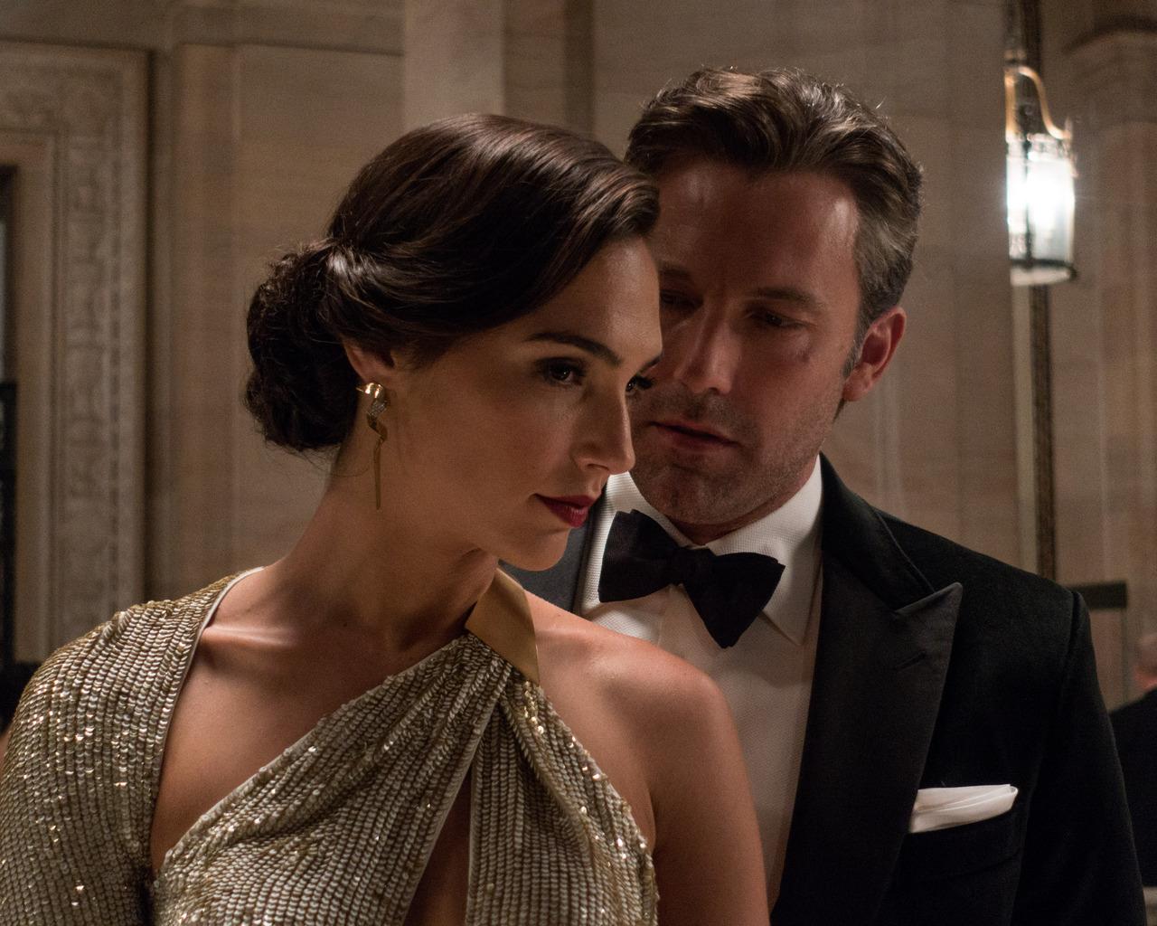 1280x1024 Wonder Woman Movie 1280x1024 Resolution Hd 4k: 1280x1024 Gal Gadot And Ben Affleck In Batman V Superman