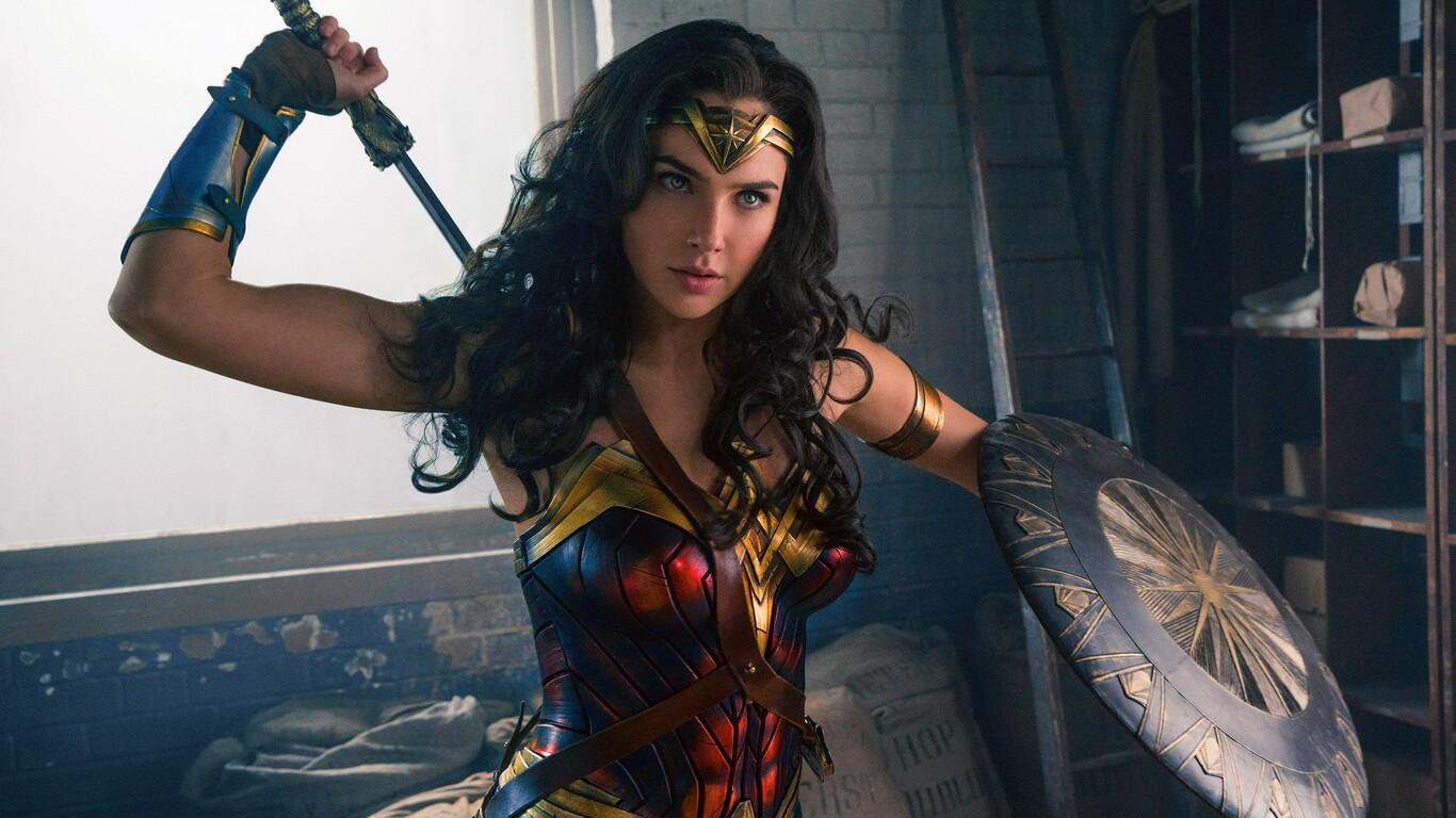 Gal Gadot Wonder Woman Wallpaper: 1366x768 Gal Gadot Wonder Woman 1366x768 Resolution HD 4k