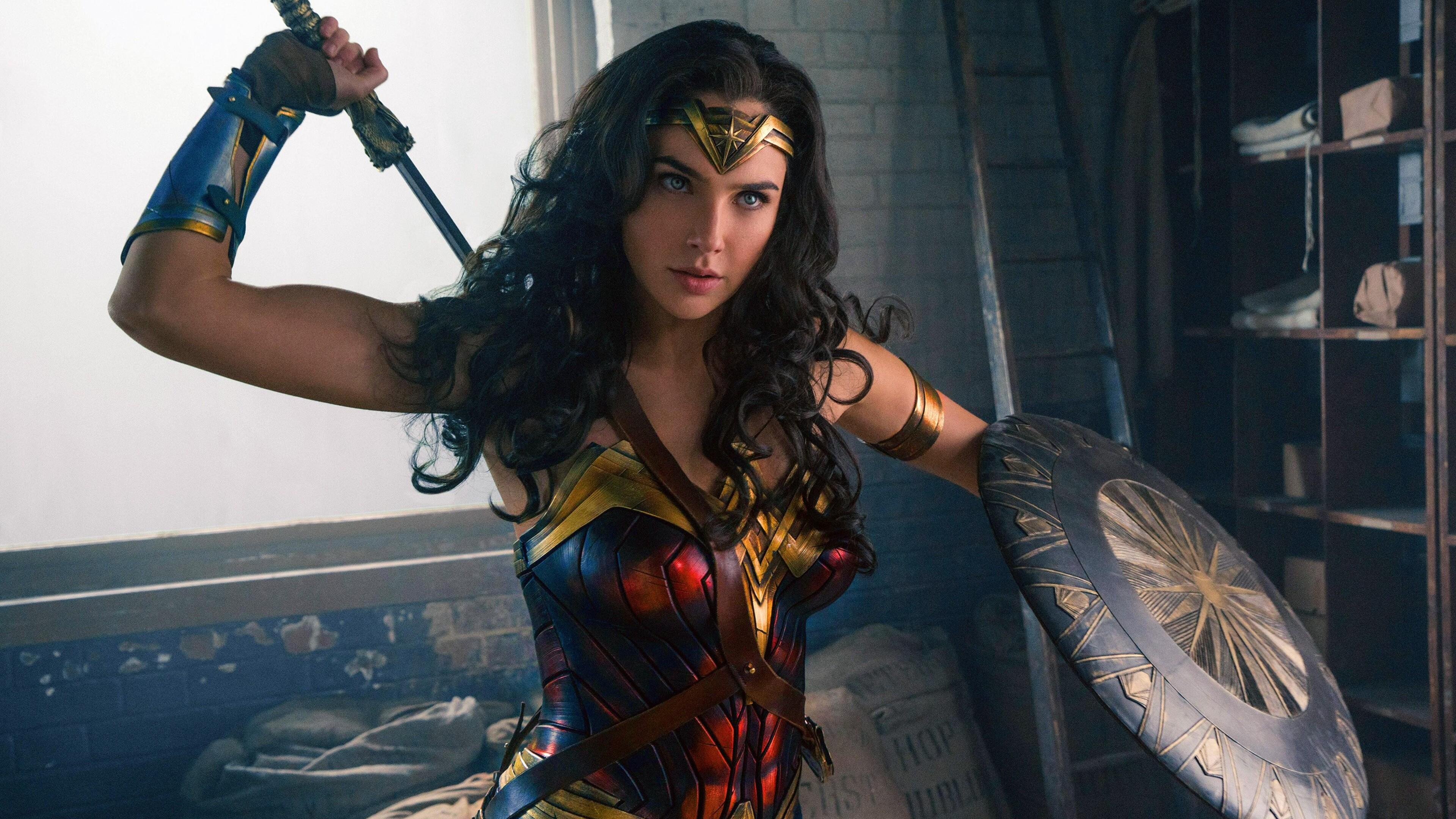 Wallpaper Wonder Woman Hd 4k 8k Movies 9526: 3840x2160 Gal Gadot Wonder Woman 4k HD 4k Wallpapers
