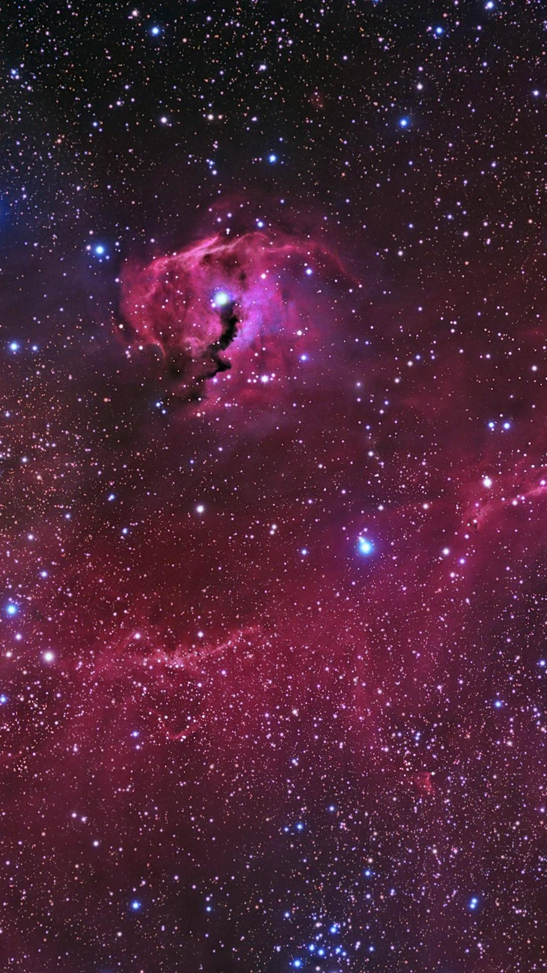 1080x1920 Galaxy Nebula Planets Space Stars Iphone 7,6s,6 ...
