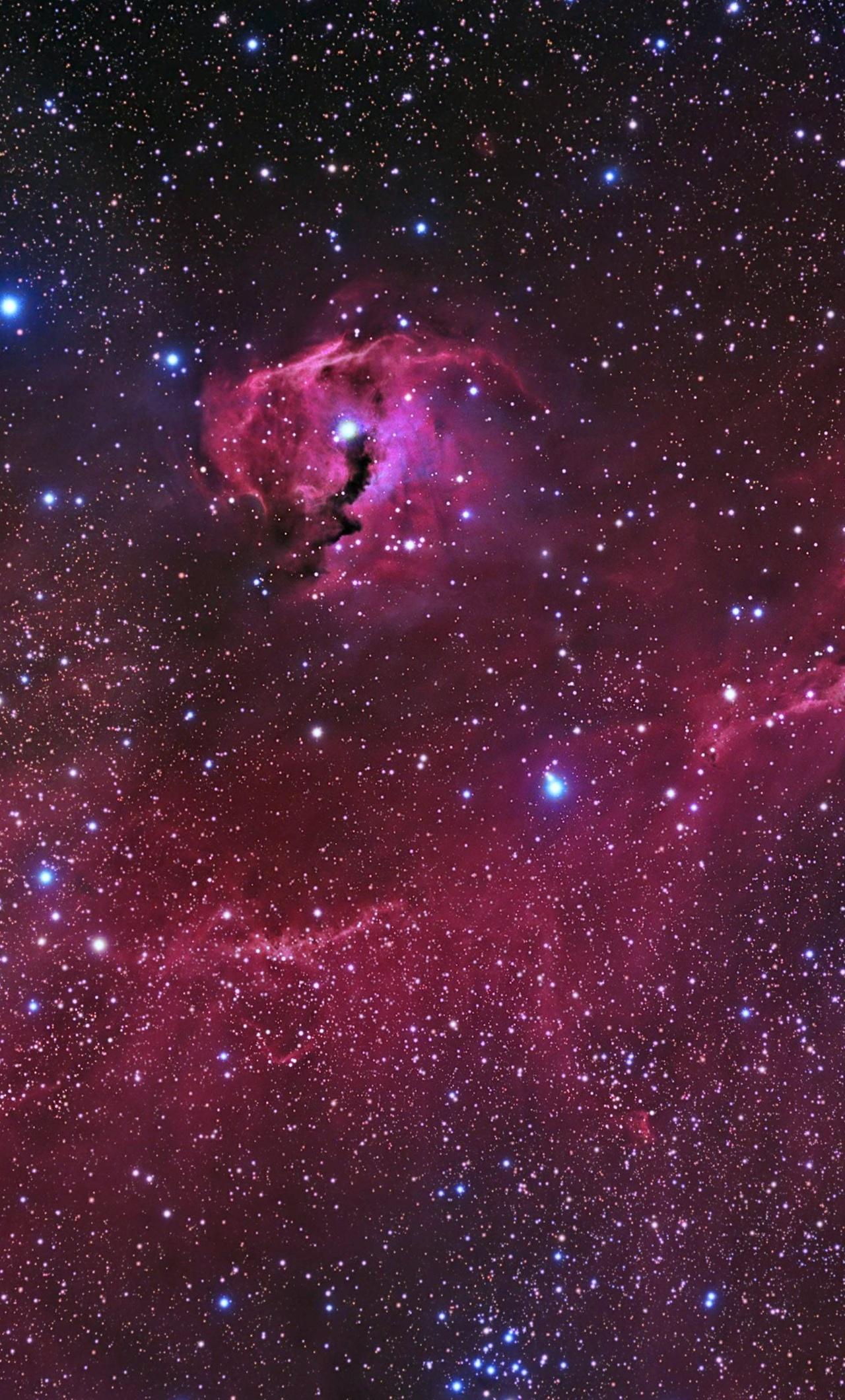galaxy nebula planets space stars us