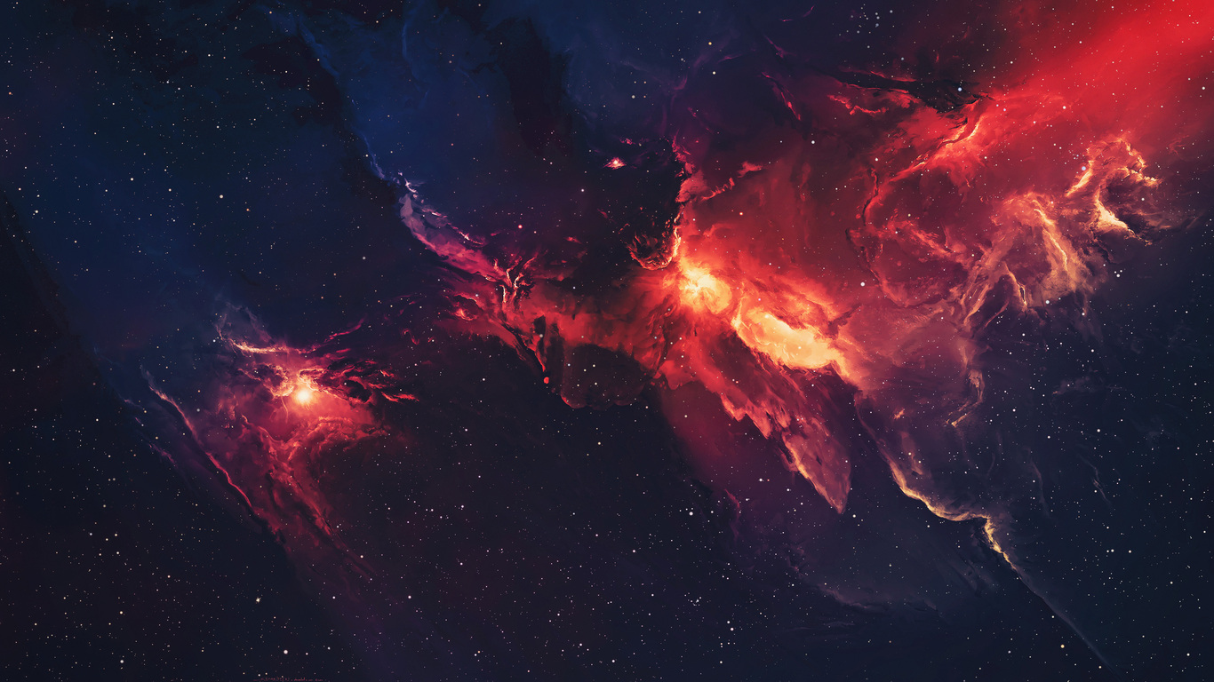 Galaxy Space Wallpaper 4k Apk Download: 1366x768 Galaxy Space Stars Universe Nebula 4k 1366x768