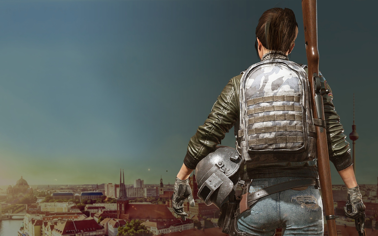 2048x1152 Pubg Game Girl Fanart 2048x1152 Resolution Hd 4k: 1440x900 Game Girl Pubg 4k 1440x900 Resolution HD 4k