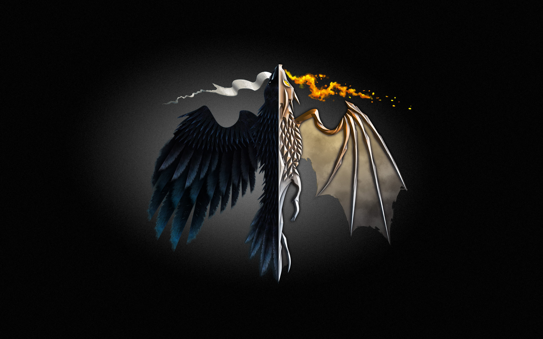 Thrones Dragon Art Macbook Pro Retina