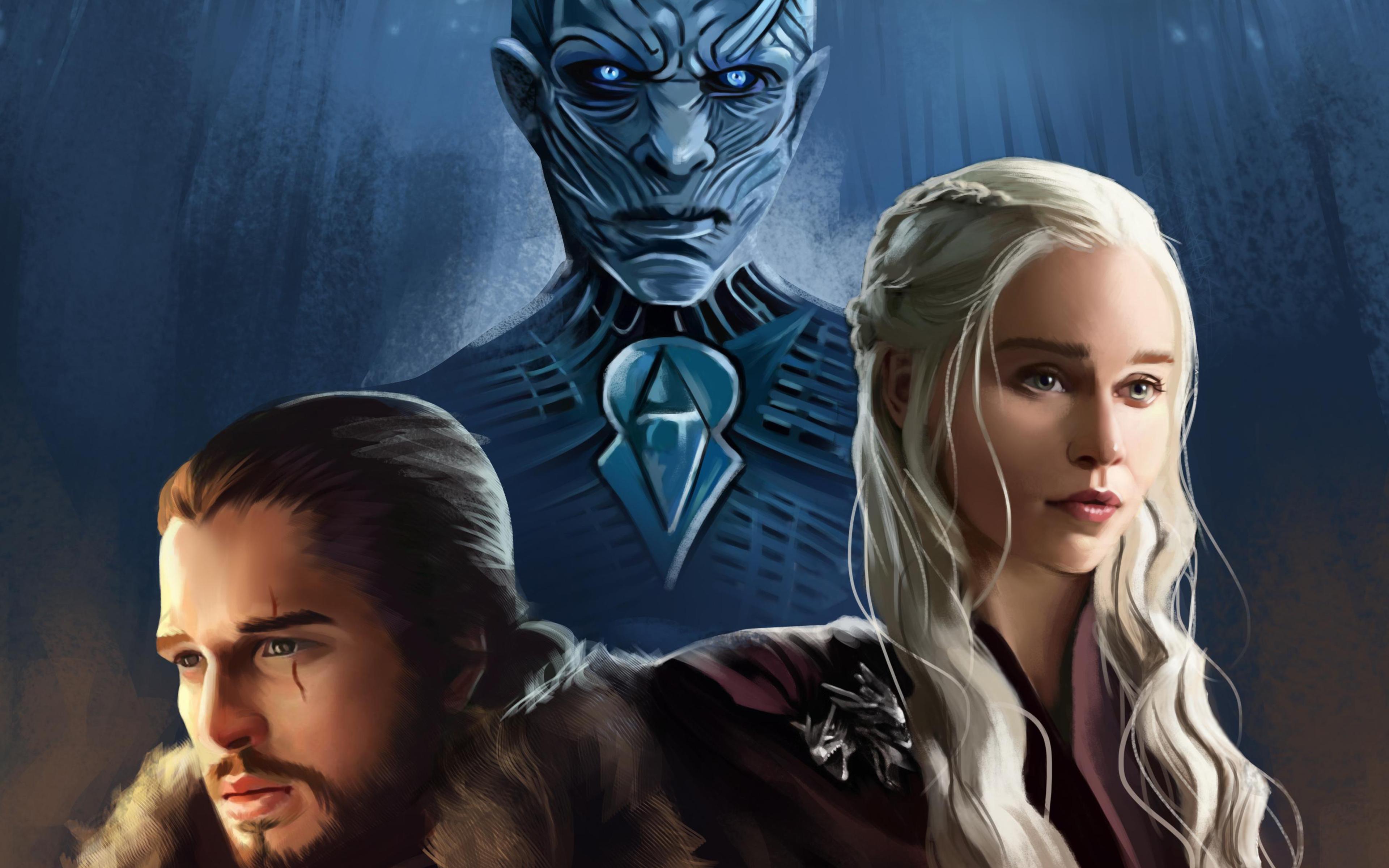 3840x2400 Game Of Thrones Fanart 4k 4k Hd 4k Wallpapers Images