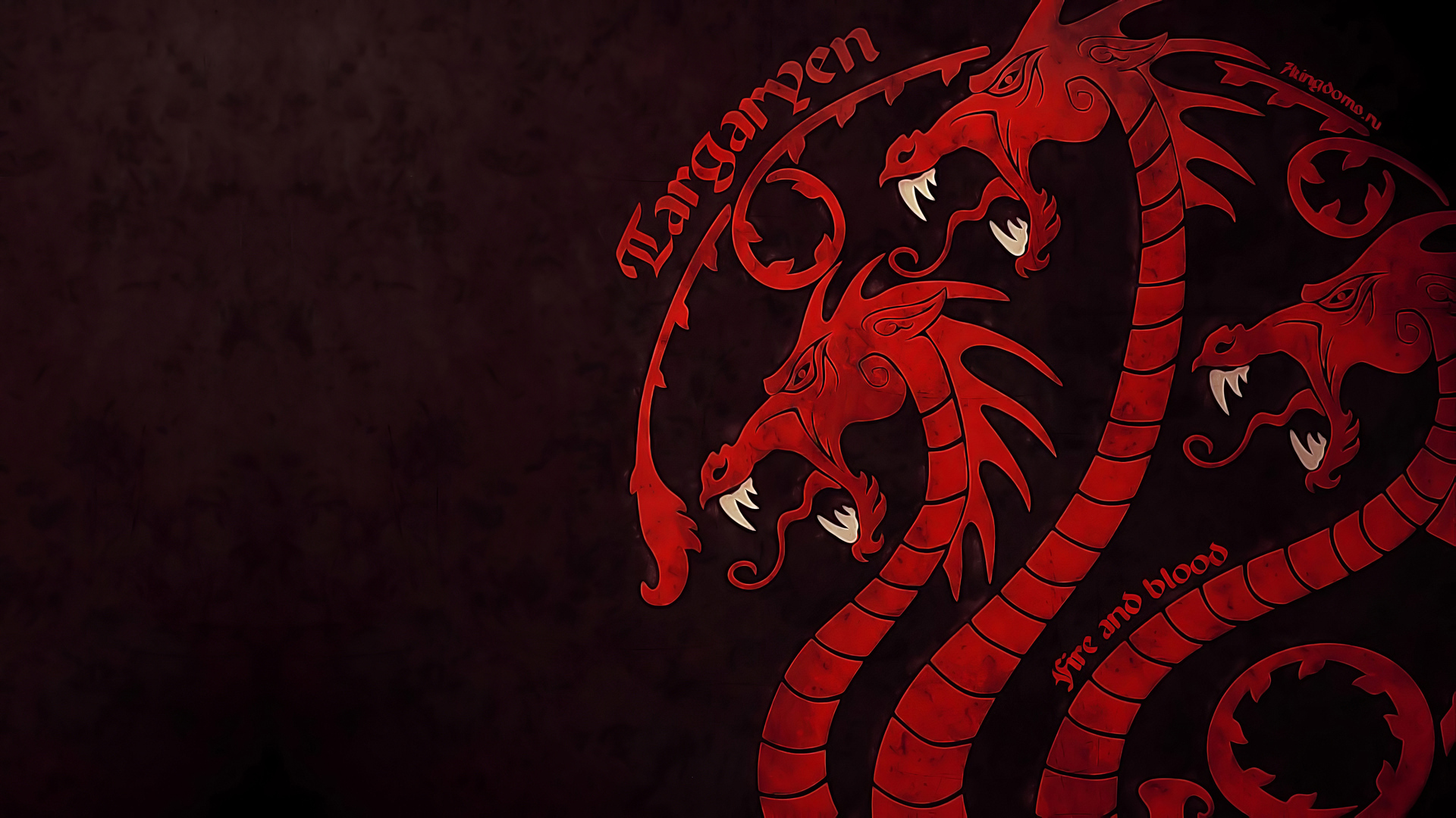 1920x1080 Game Of Thrones House Targaryen 4k Laptop Full Hd 1080p Hd 4k Wallpapers Images Backgrounds Photos And Pictures