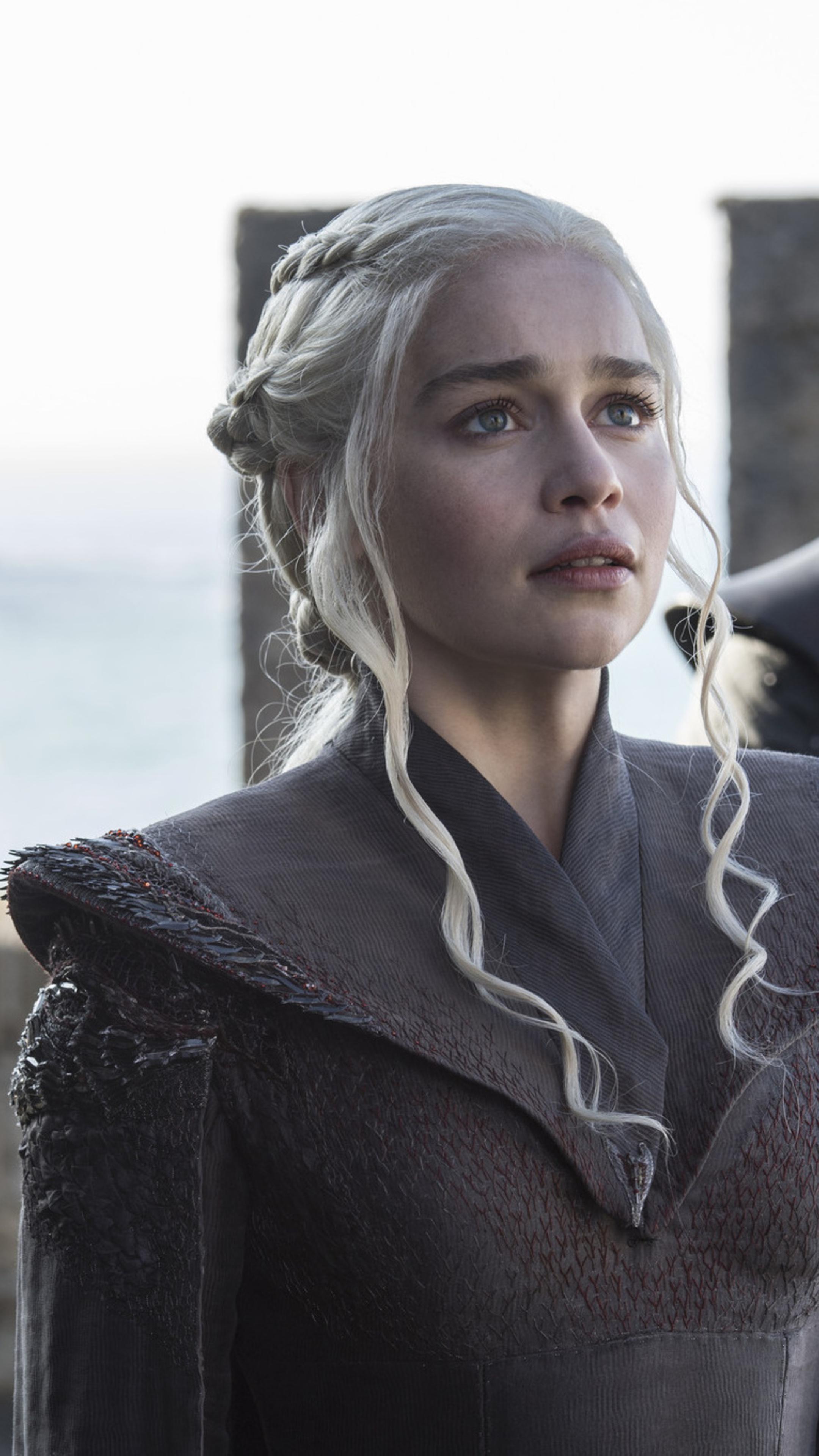 2160x3840 Game Of Thrones Season 7 Daenerys Targaryen Sony ...
