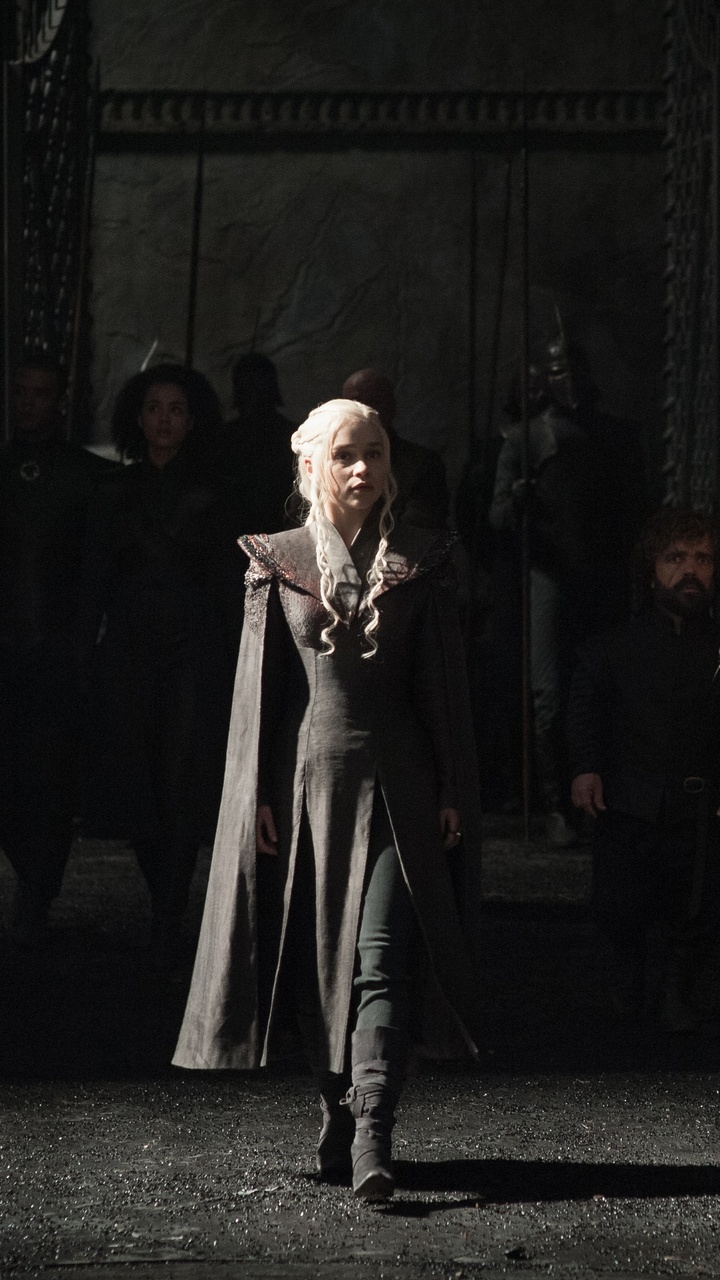 720x1280 Game Of Thrones Season 7 Emilia Clarke As Daenerys Moto Gx