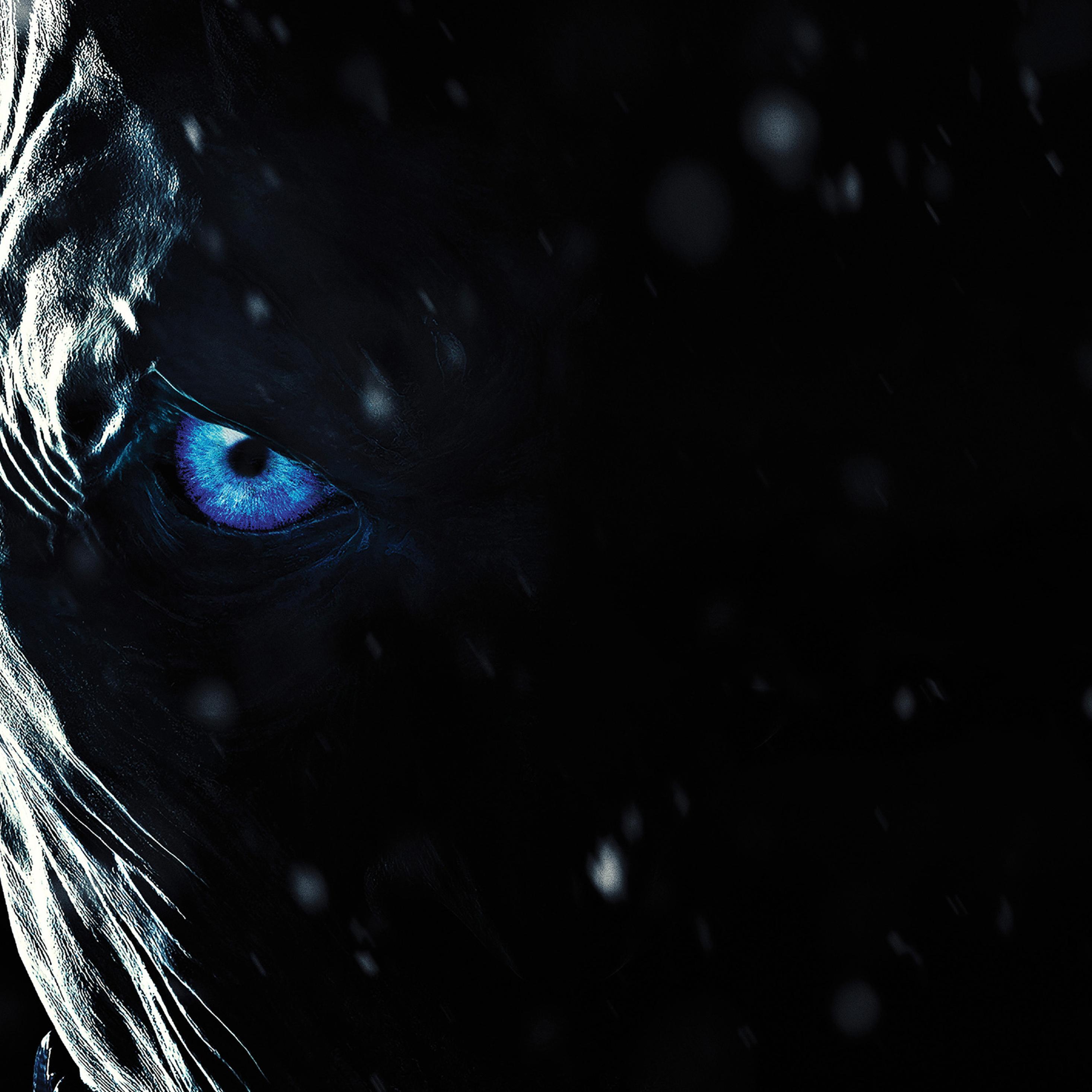 2932x2932 Game Of Thrones Season 7 White Walkers Ipad Pro