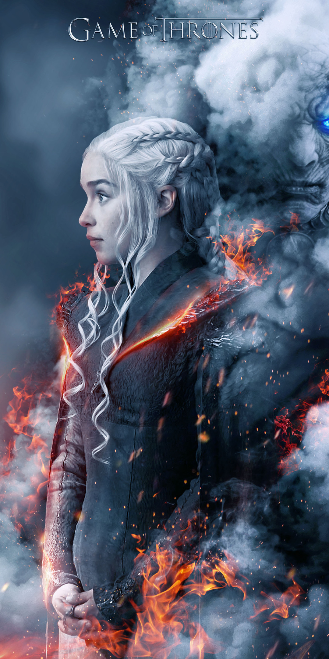 1080x2160 Game Of Thrones Season 8 Fan Poster One Plus 5t Honor 7x