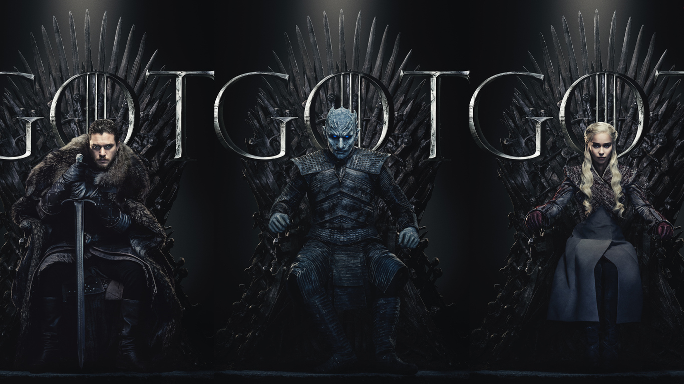 1366x768 Game Of Thrones Season 8 Poster 2019 1366x768 Resolution