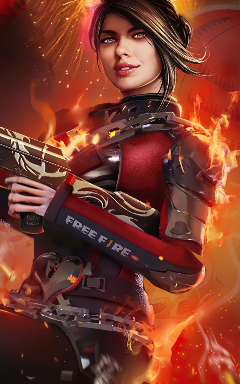 800x1280 Garena Free Fire 4k Game 2020 Nexus 7 Samsung Galaxy Tab 10 Note Android Tablets Hd 4k Wallpapers Images Backgrounds Photos And Pictures