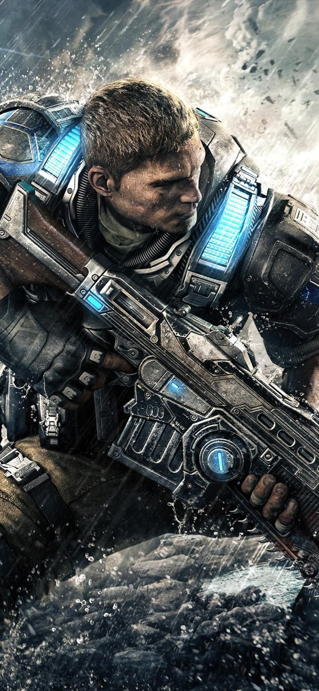1242x2688 Gears Of War 4 Hd Iphone Xs Max Hd 4k Wallpapers Images