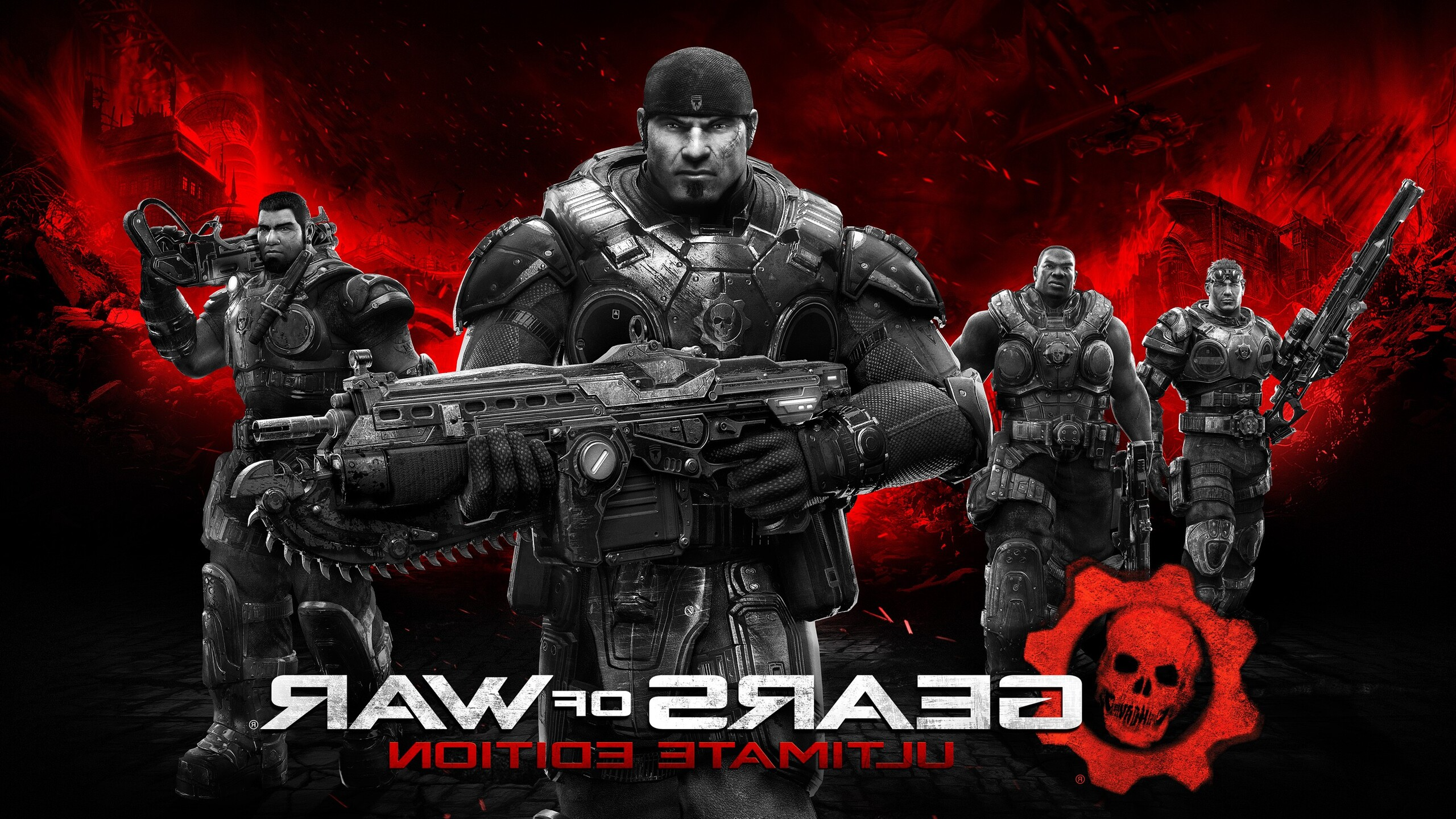 2560x1440 Gears Of War Ultimate Edition 1440P Resolution HD