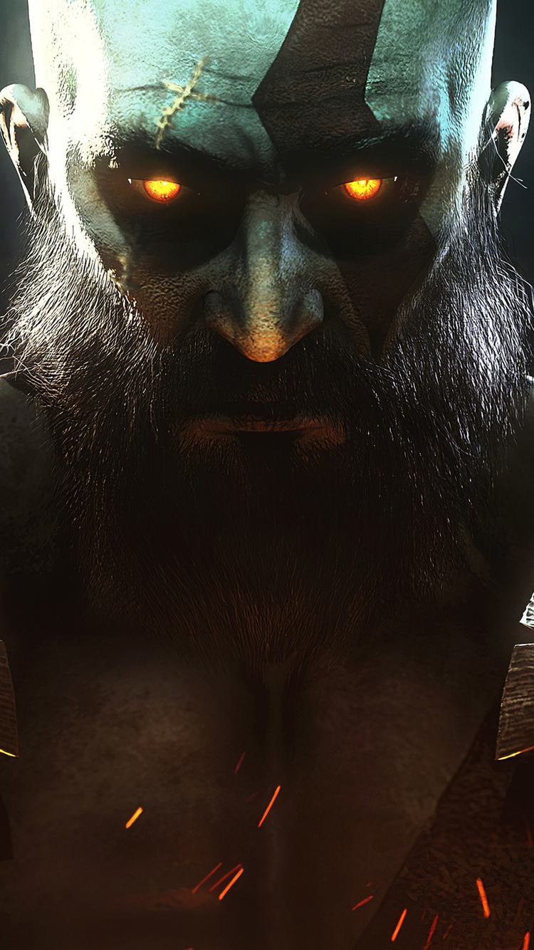 750x1334 Ghost Of Sparta God Of War Iphone 6 Iphone 6s Iphone 7