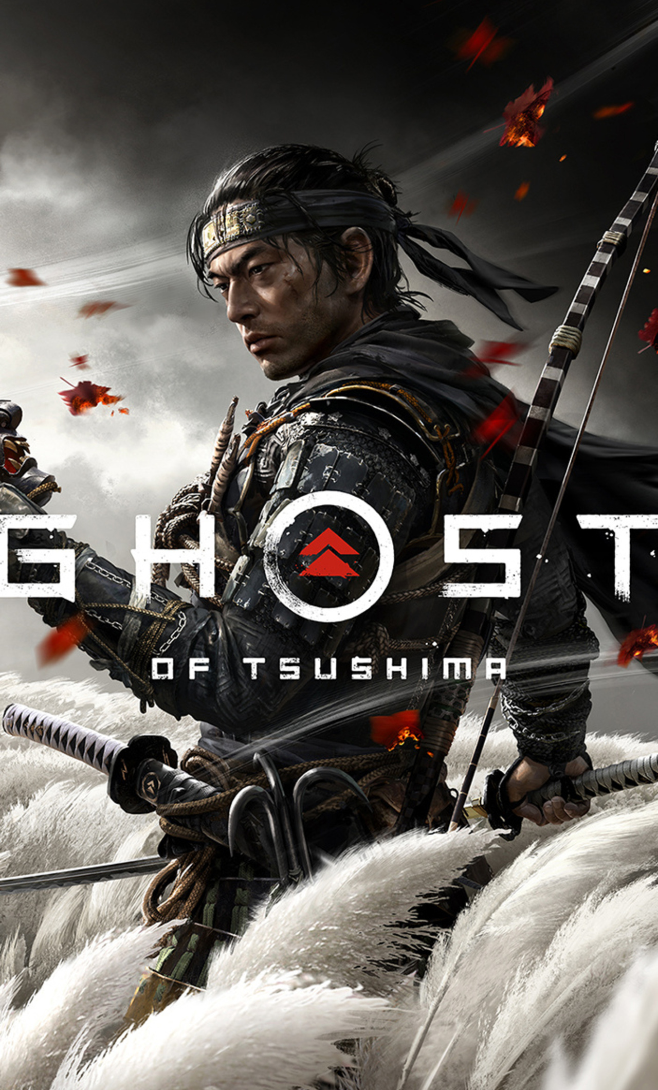 1280x2120 Ghost Of Tsushima iPhone 6+ HD 4k Wallpapers ...