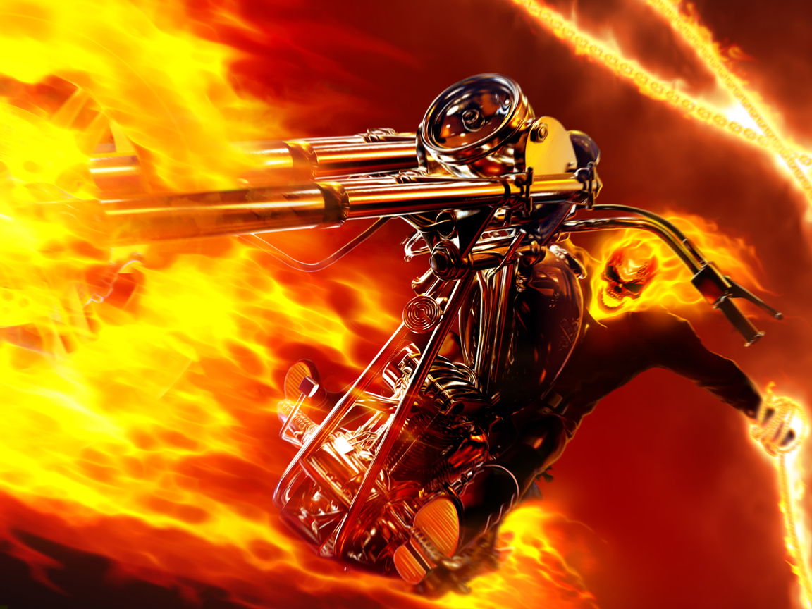 ghost-rider-burning-guy-4k-bw.jpg