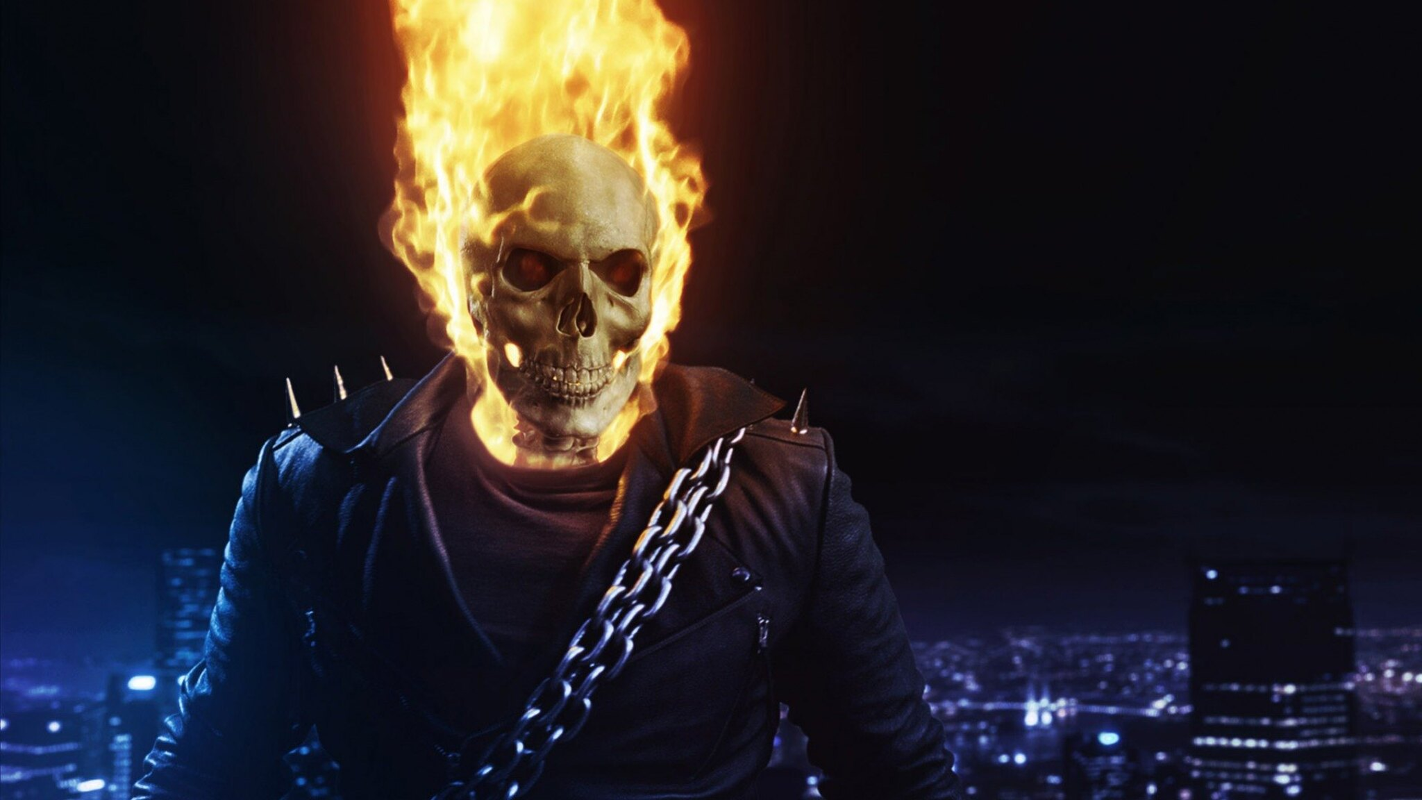 2048x1152 ghost rider movie 2048x1152 resolution hd 4k wallpapers