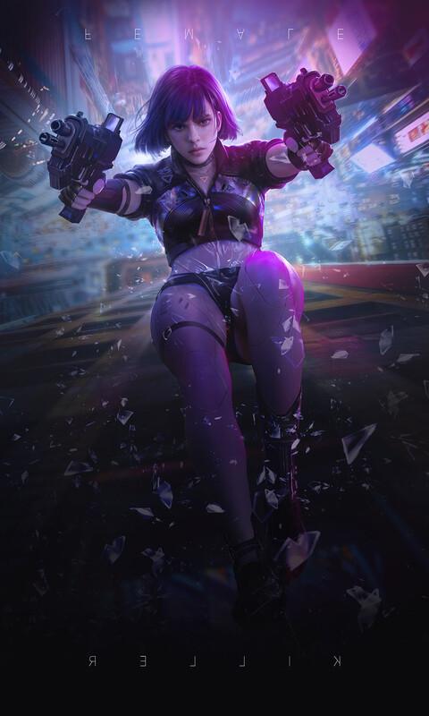 girl-falling-with-guns-xj.jpg