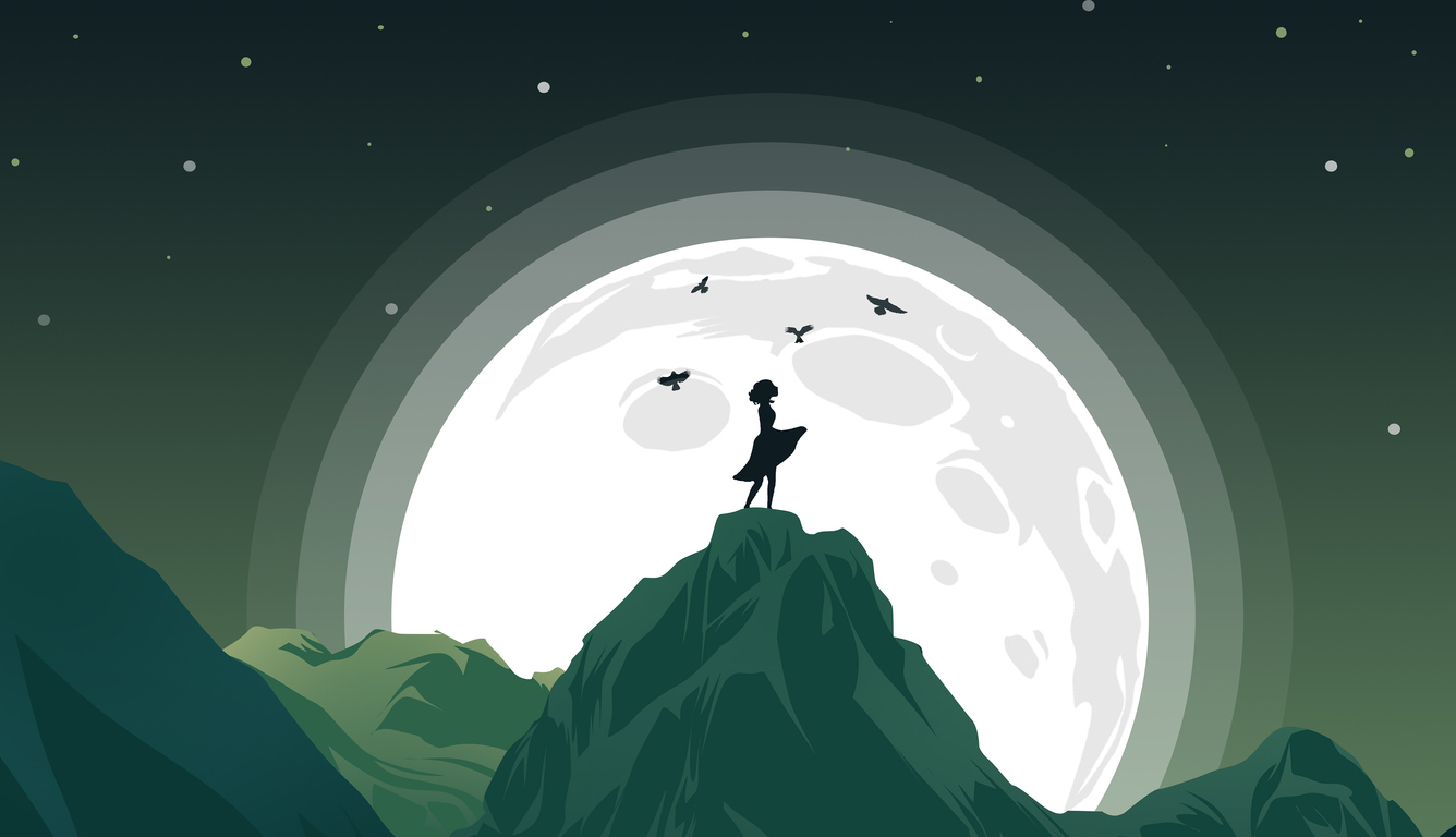 girl-mountain-top-birds-flying-around-her-minimalist-c0.jpg