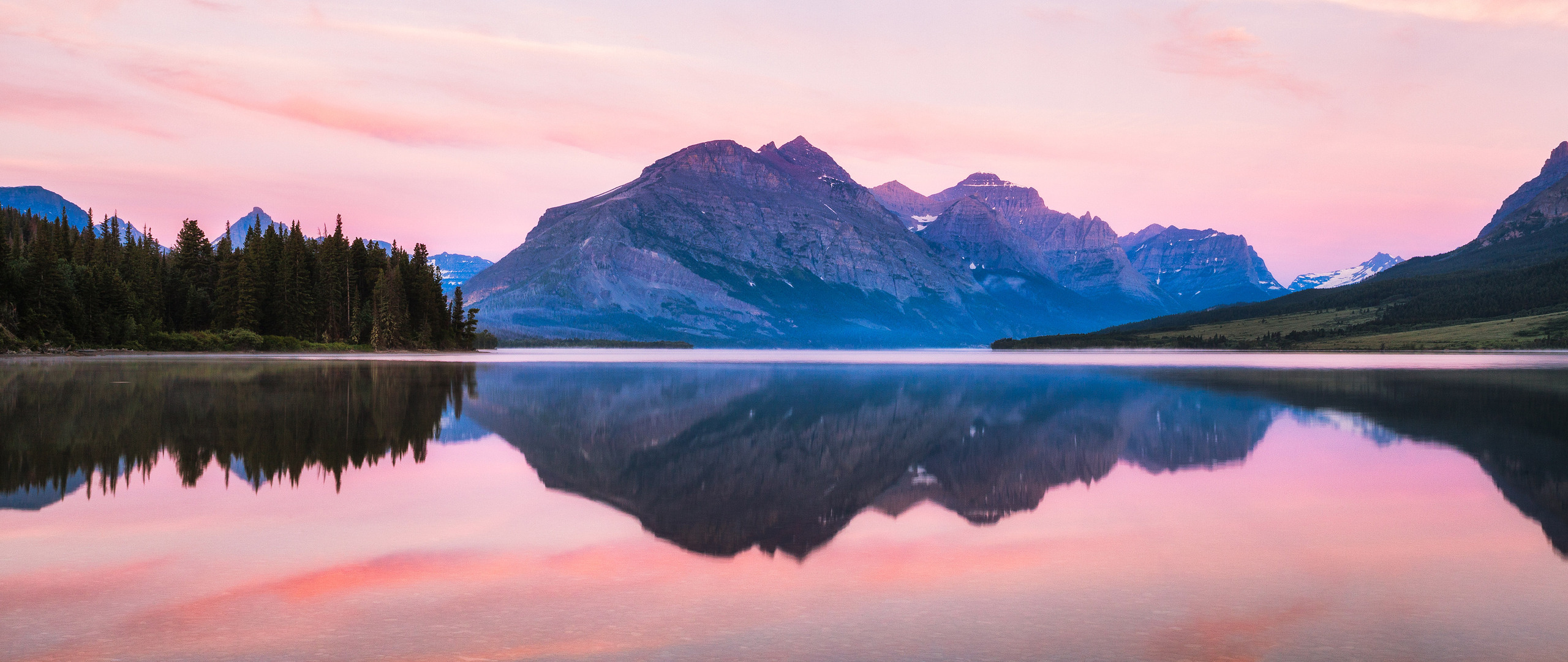 2560x1080 Glacier National Park Sunrise 2560x1080 Resolution Hd 4k