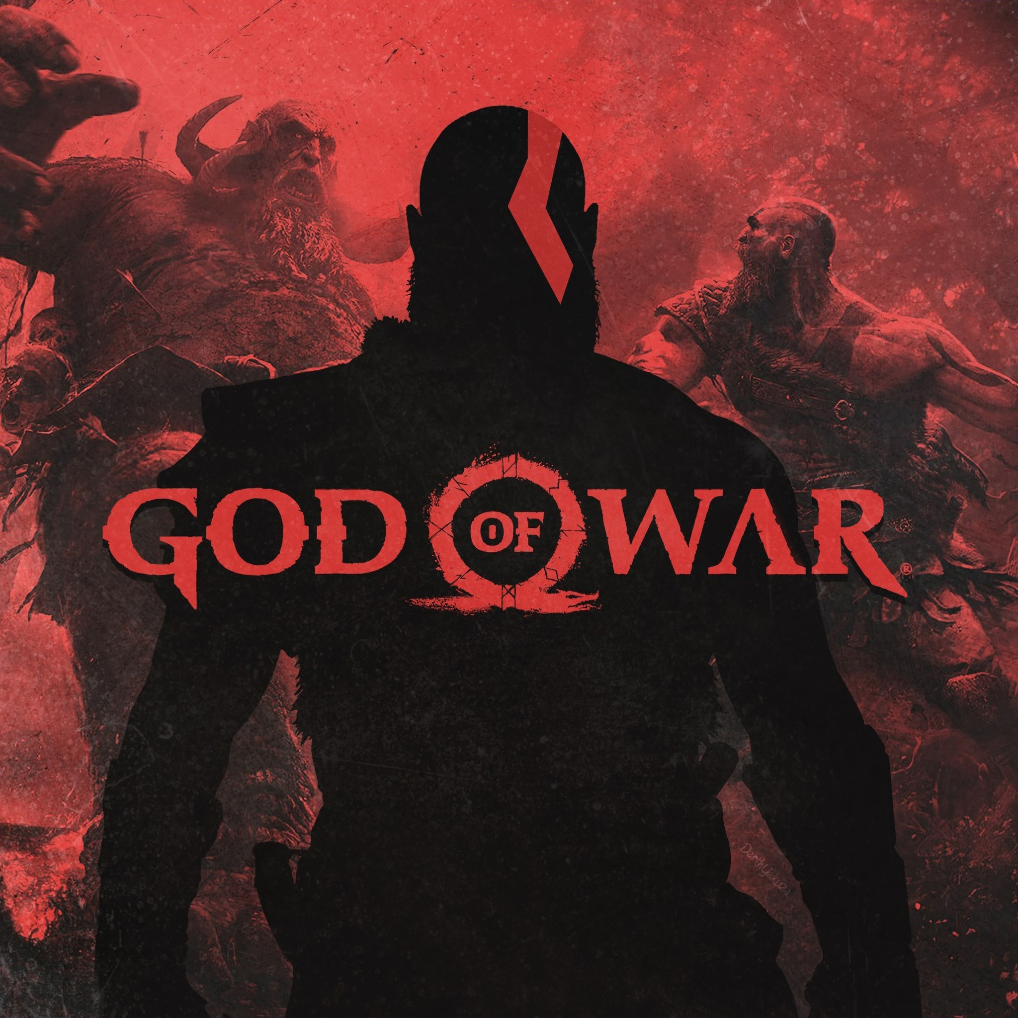 God Of War Hd Wallpaper For Android Download – Free Download Wallpaper