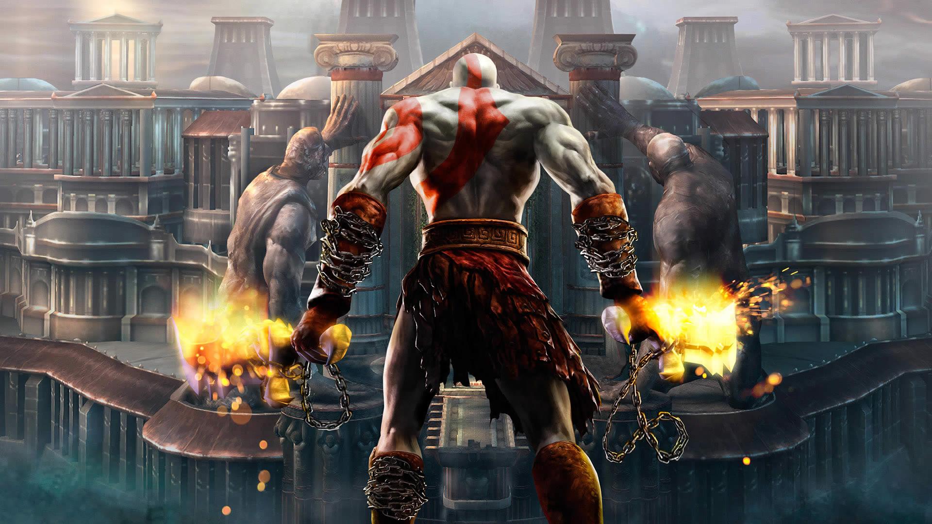 1920x1080 god of war kratos laptop full hd 1080p hd 4k wallpapers images backgrounds photos - Wallpaper kratos ...