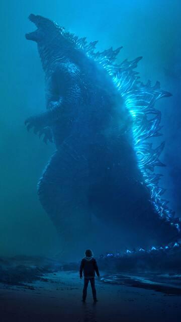 360x640 Godzilla King Of The Monsters 2019 5k 360x640