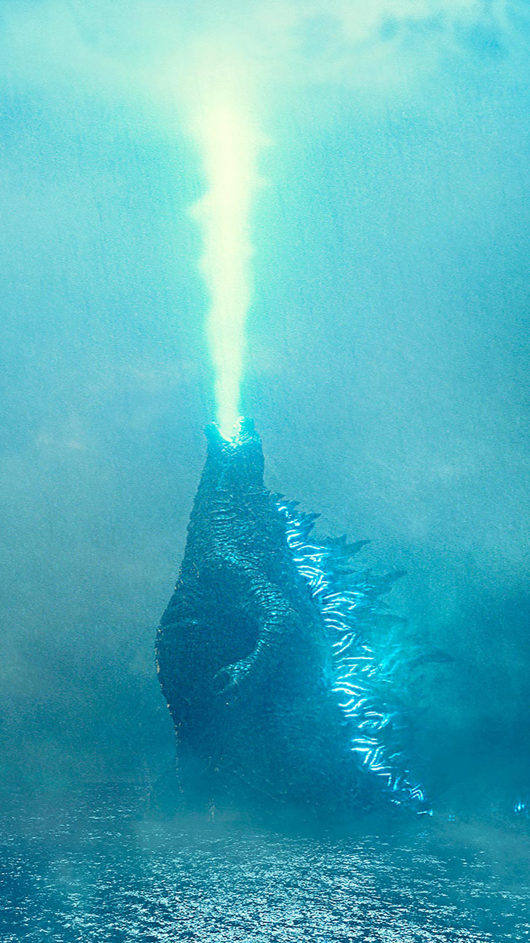 750x1334 Godzilla King Of The Monsters 2019 Iphone 6 Iphone