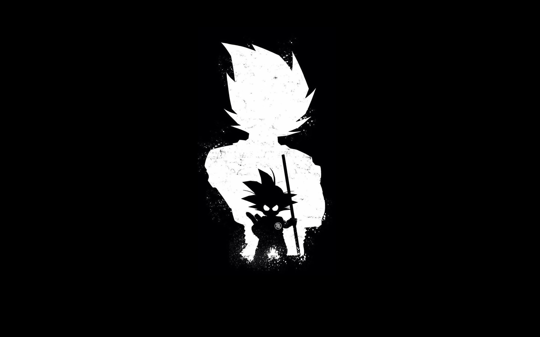Goku Anime Dark Black 4k Ri Jpg