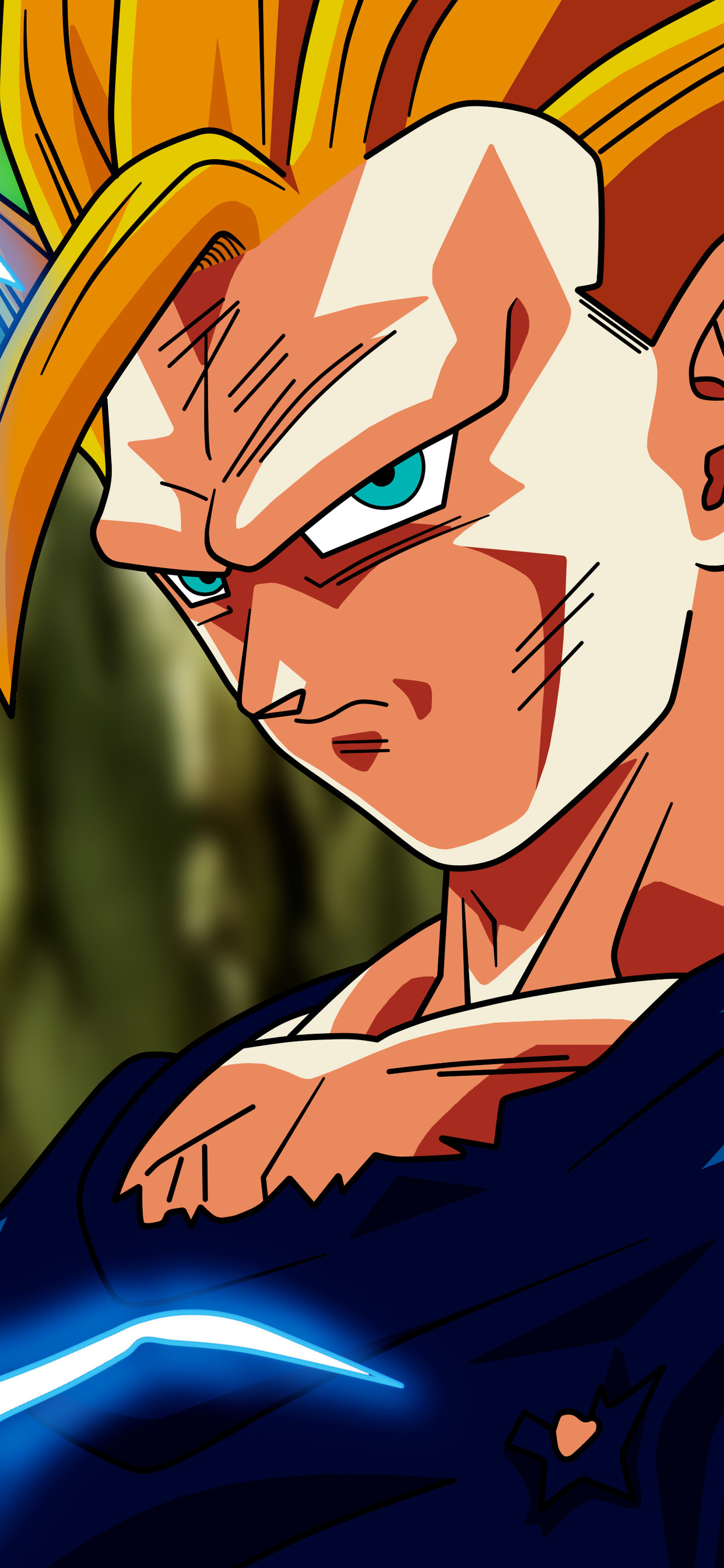 1242x2688 Goku Anime Dragon Ball Super 5k Iphone Xs Max Hd 4k