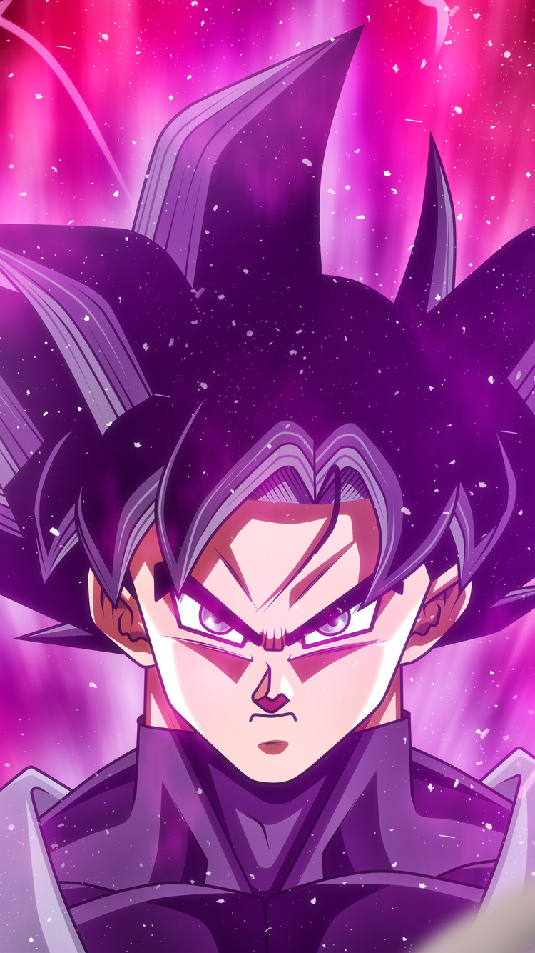 750x1334 Goku Black 5k Iphone 6 Iphone 6s Iphone 7 Hd 4k