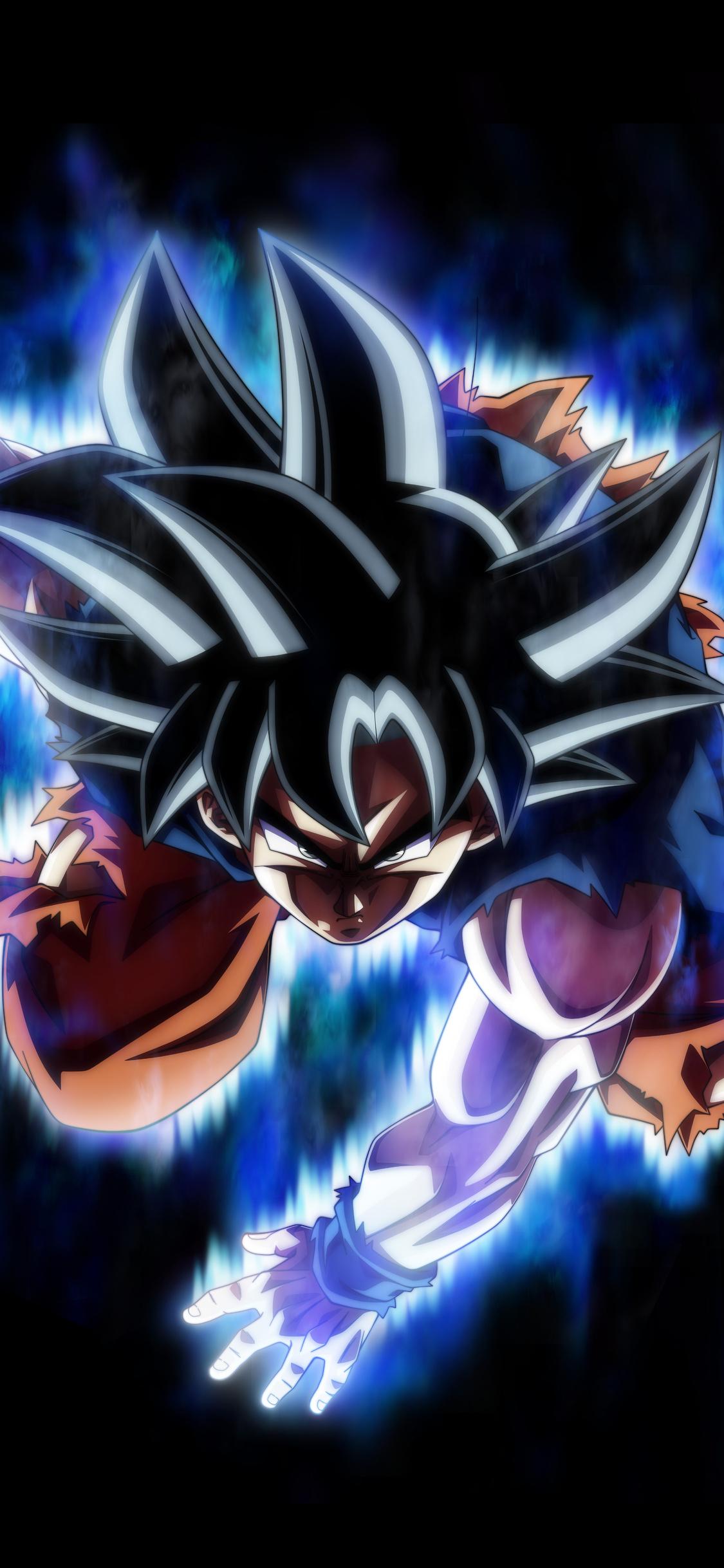 1125x2436 Goku Dragon Ball Super 10k Iphone XS,Iphone 10,Iphone X HD 4k Wallpapers, Images