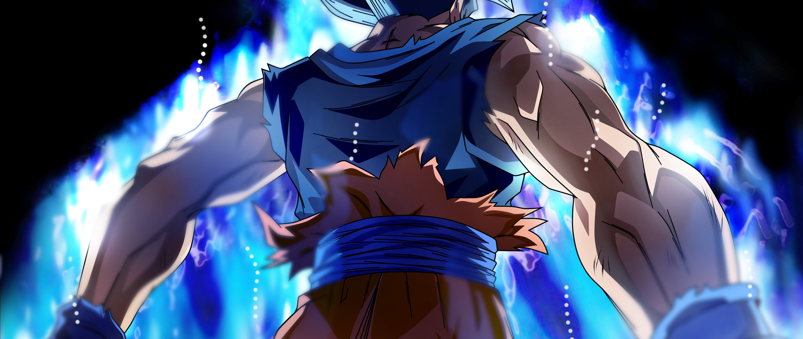 2560x1080 goku dragon ball super 5k anime 2560x1080 for Fondo de pantalla 4k anime