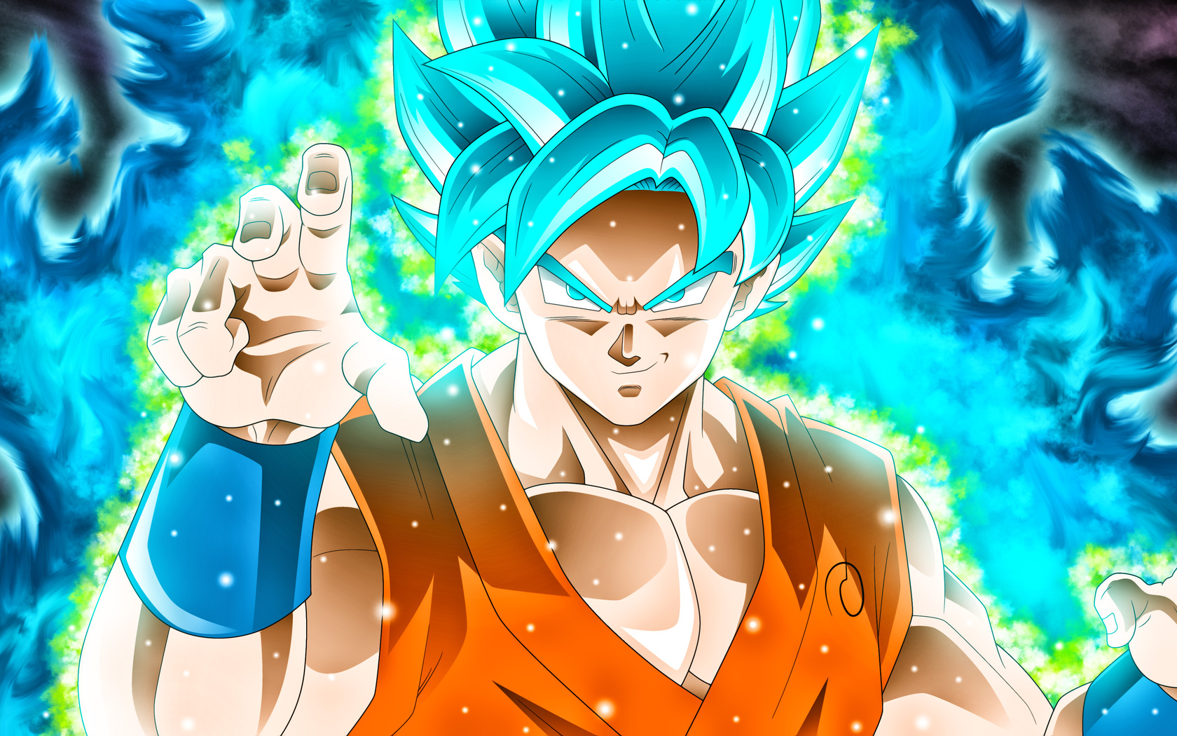 1680x1050 Goku Dragon Ball Super 1680x1050 Resolution HD 4k Wallpapers, Images, Backgrounds ...