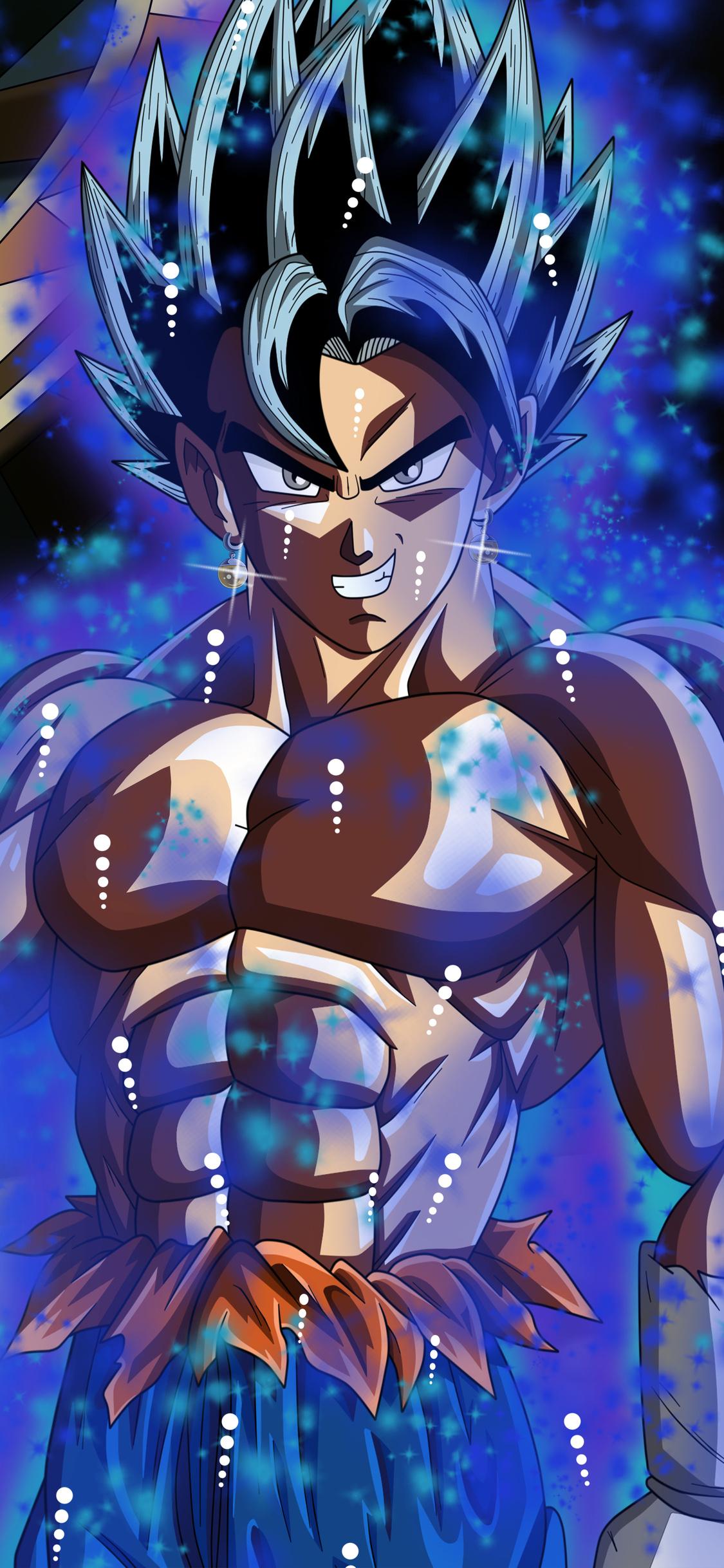 1125x2436 Goku Dragon Ball Super 8k Iphone XS,Iphone 10,Iphone X HD 4k Wallpapers, Images