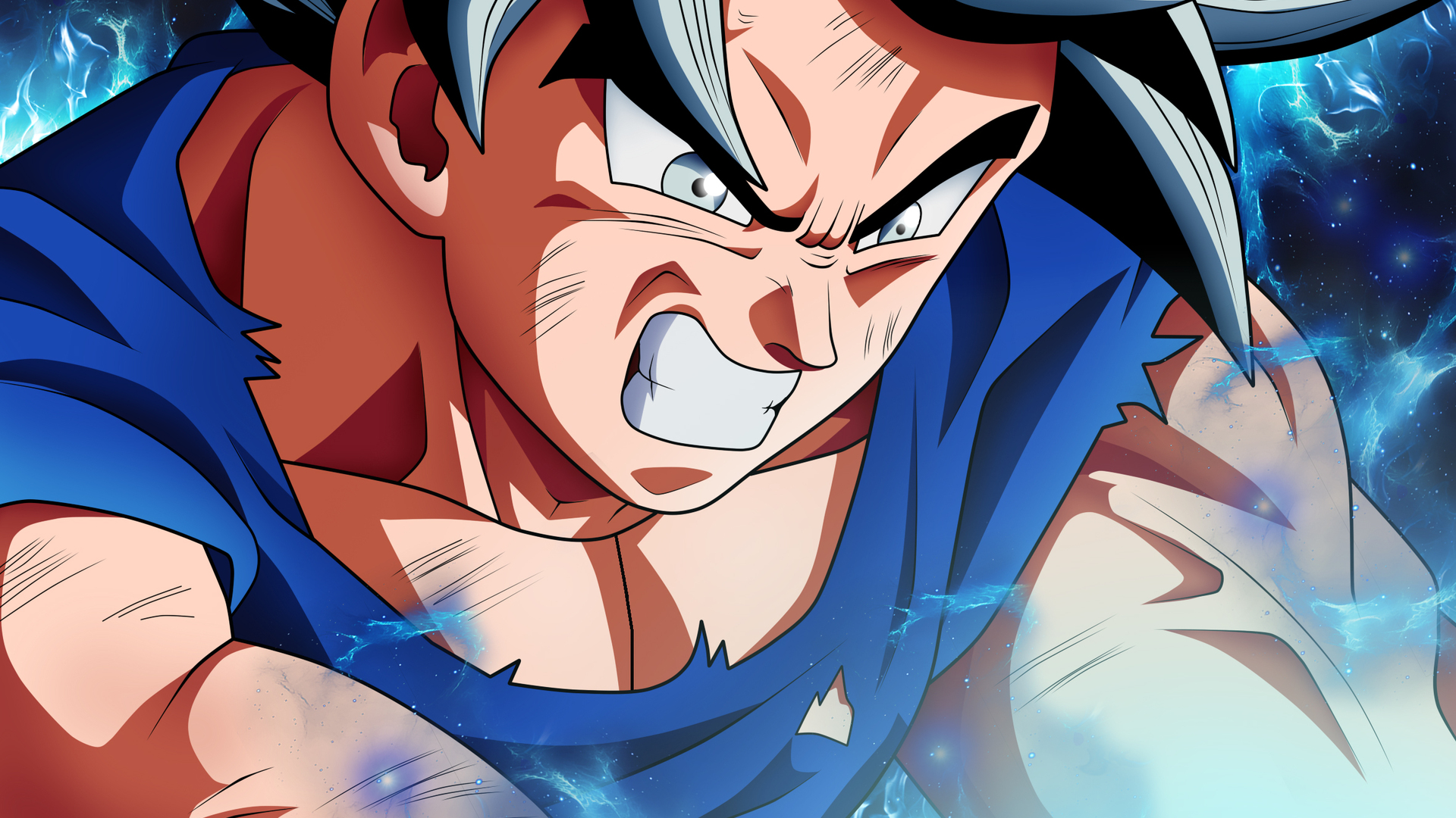 1920x1080 Goku Dragon Ball Super Anime HD 2018 Laptop Full HD 1080P HD 4k Wallpapers, Images ...