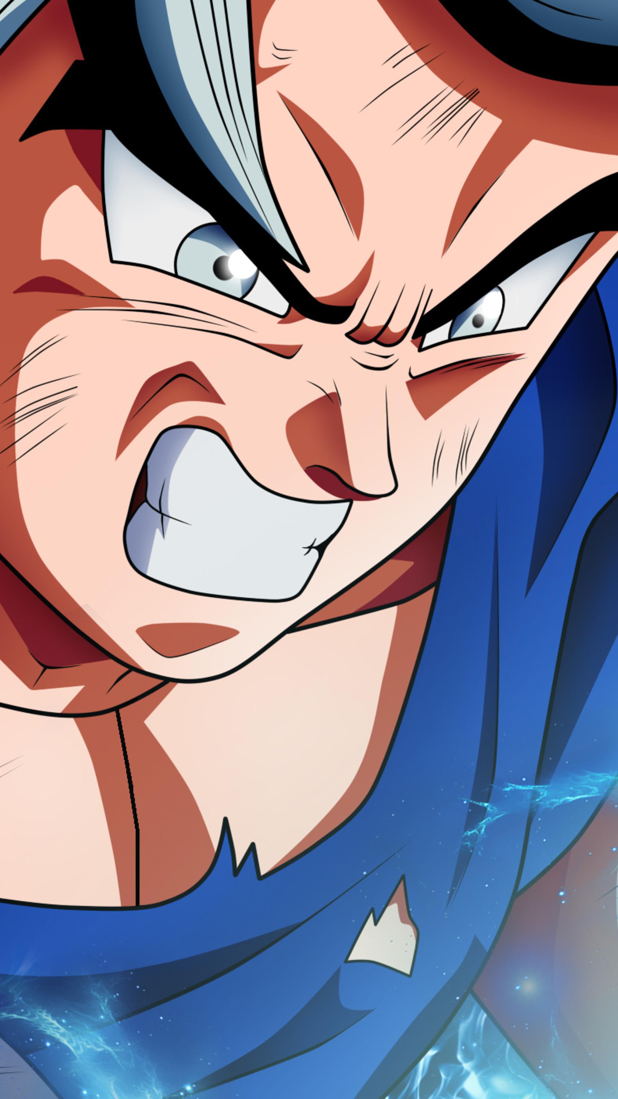 2160x3840 Goku Dragon Ball Super Anime HD 2018 Sony Xperia