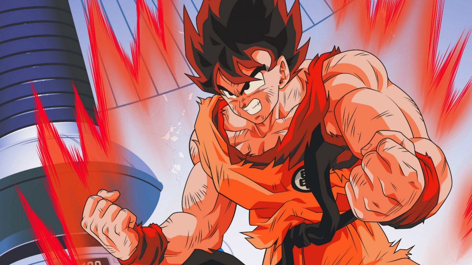1600x900 Goku Dragon Ball Z 4k 1600x900 Resolution HD 4k ...