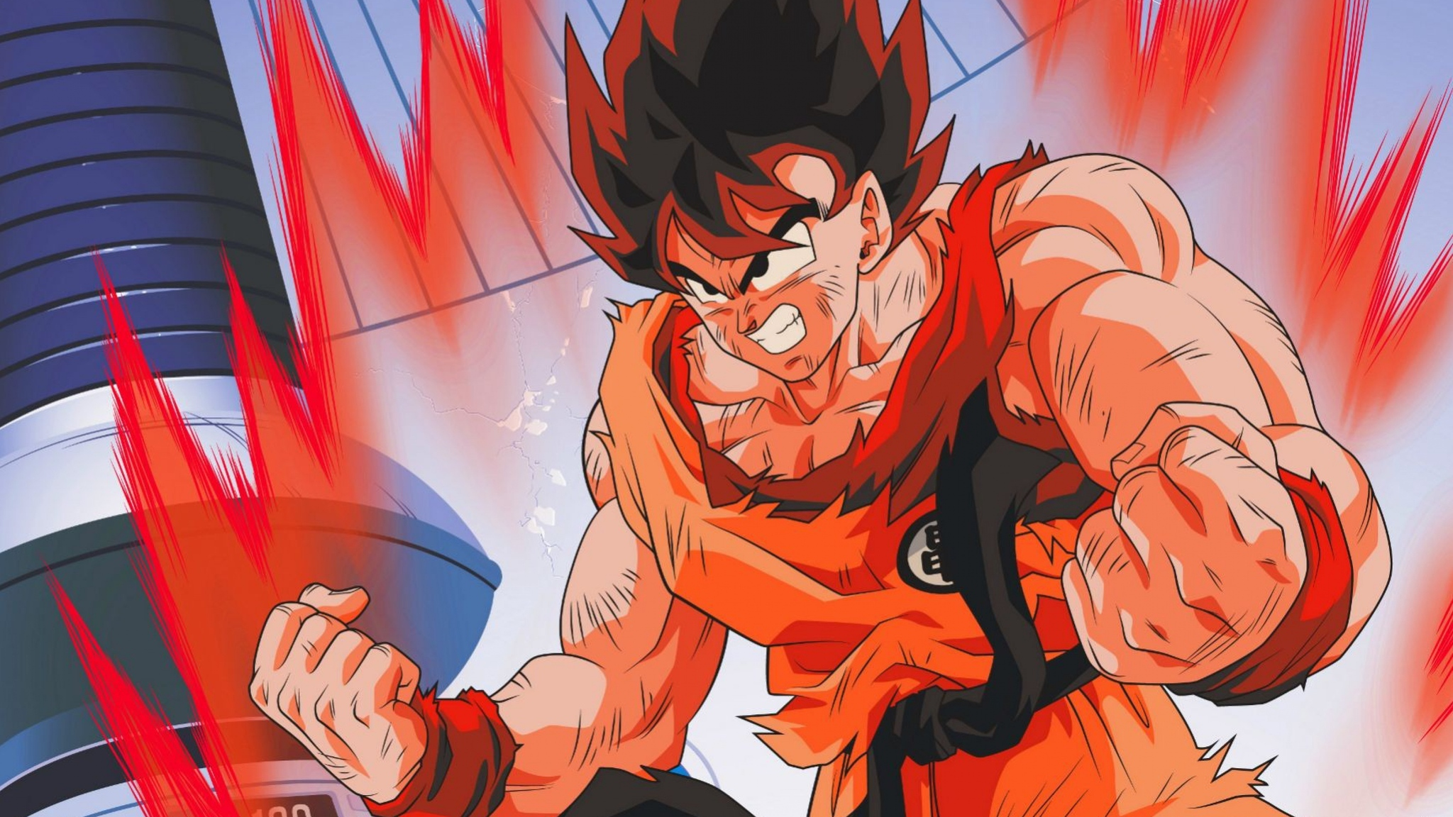 2048x1152 Goku Dragon Ball Z 4k 2048x1152 Resolution Hd 4k