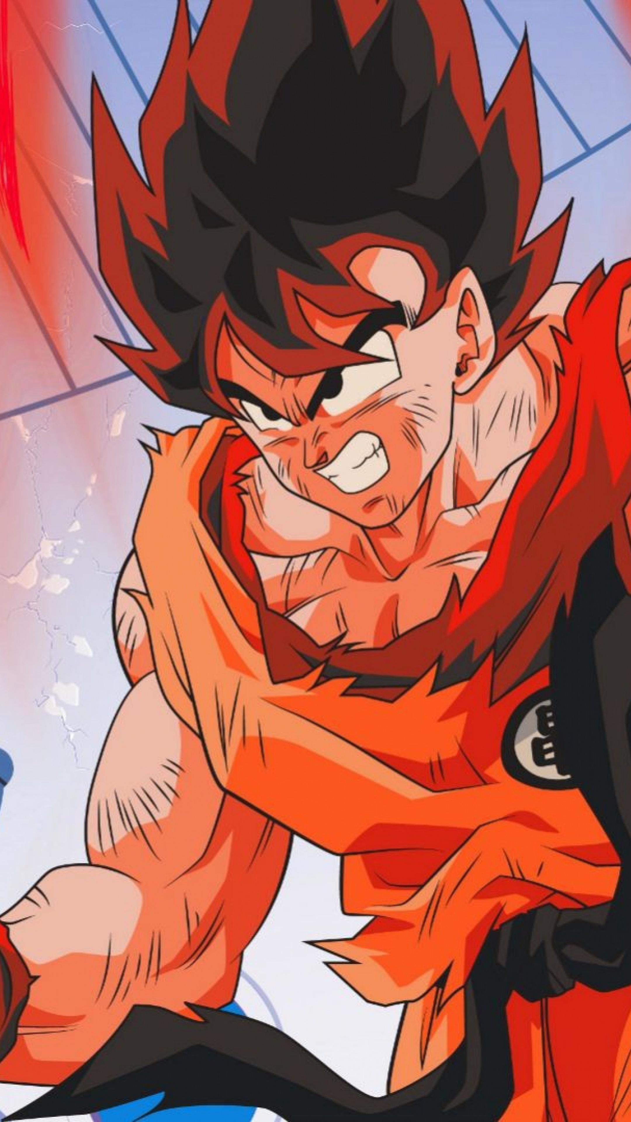 2160x3840 Goku Dragon Ball Z 4k Sony Xperia X Xz Z5 Premium Hd 4k