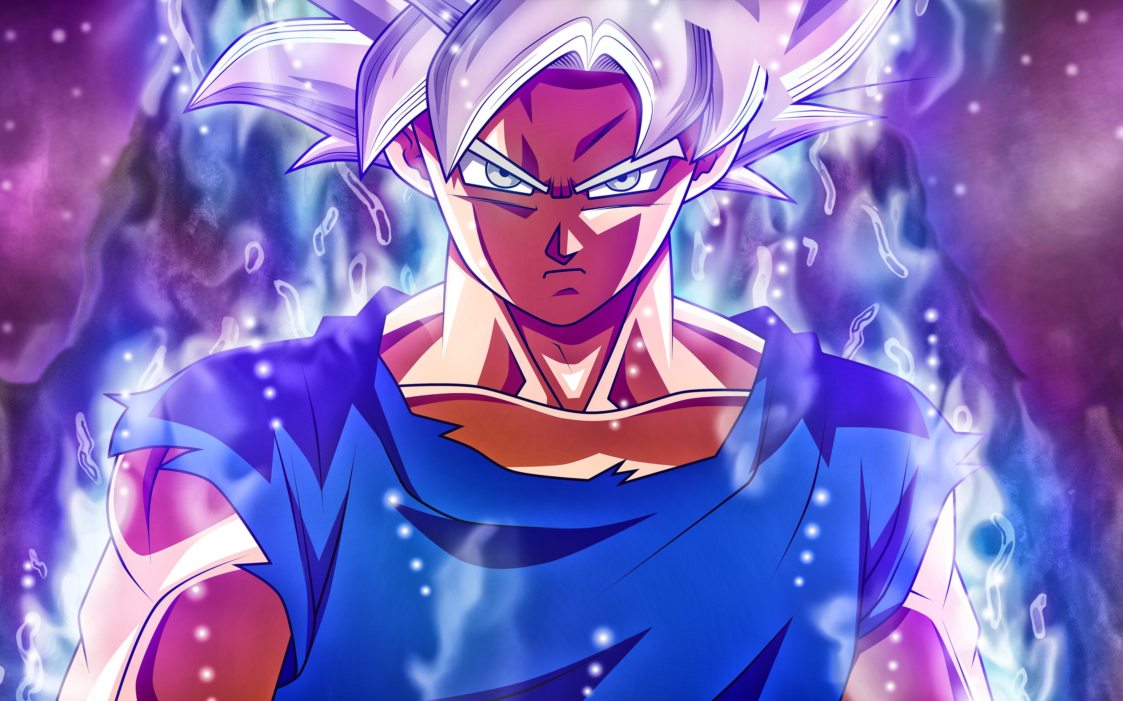 3840x2400 Goku Mastered Ultra Instinct 5k 4k HD 4k ...