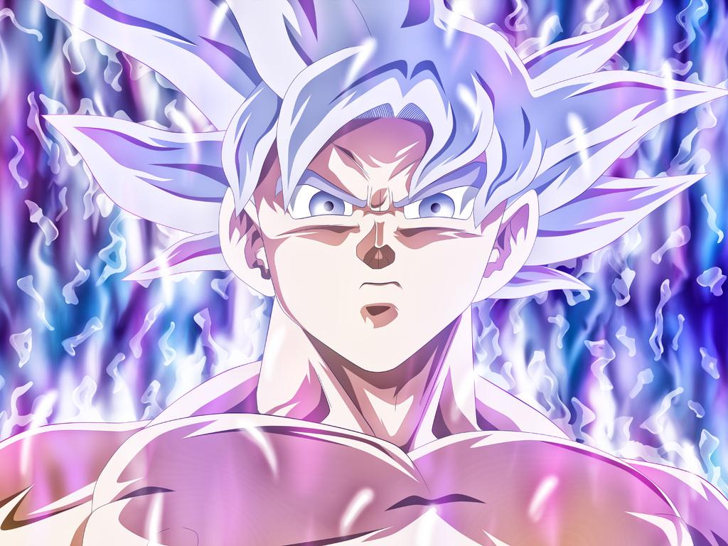 Goku Ultra Instinct 4k Wallpapers: 1024x768 Goku Mastered Ultra Instinct 1024x768 Resolution