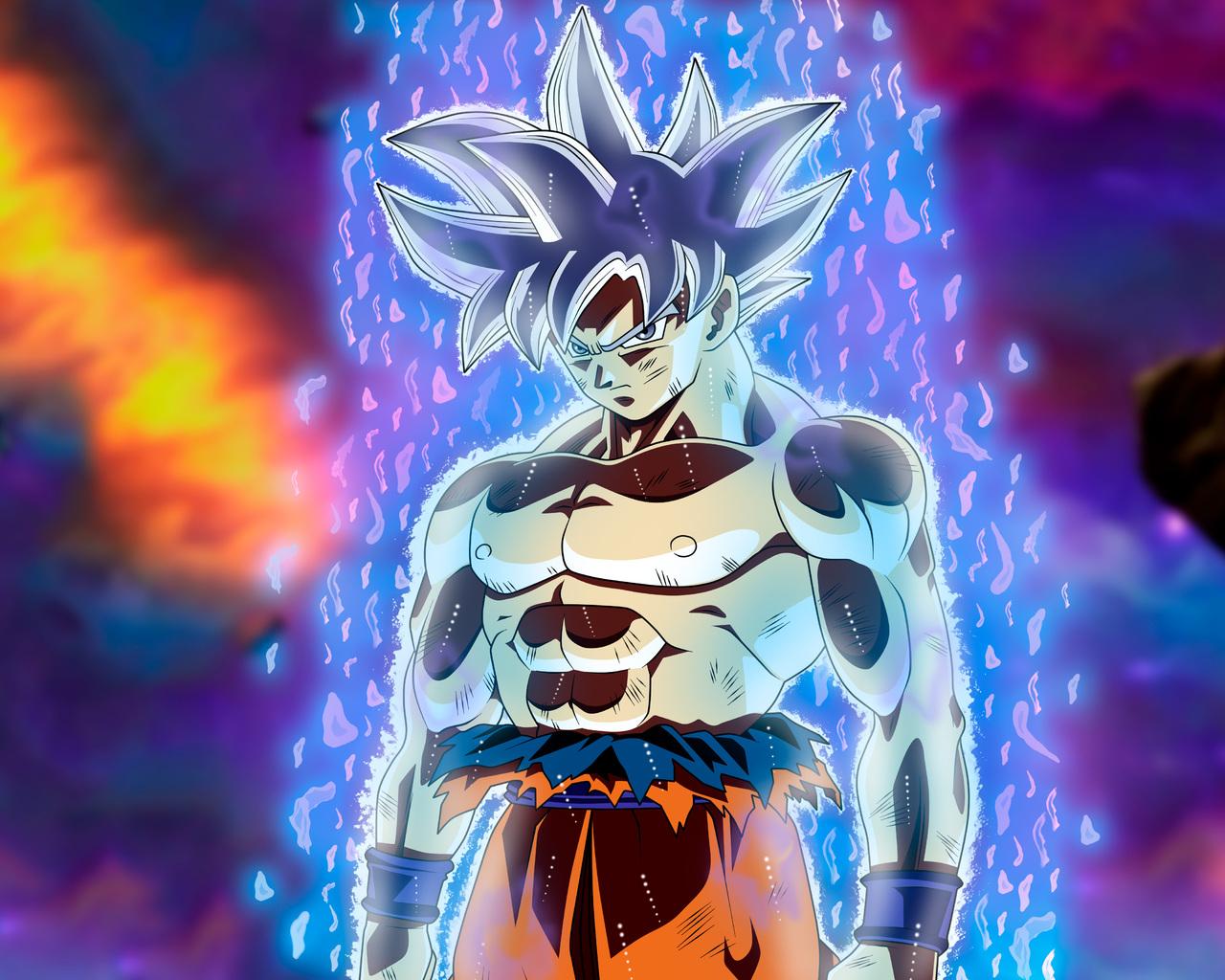 1280x1024 Goku Migatte No Gokui Perfecto Ultra Instinct