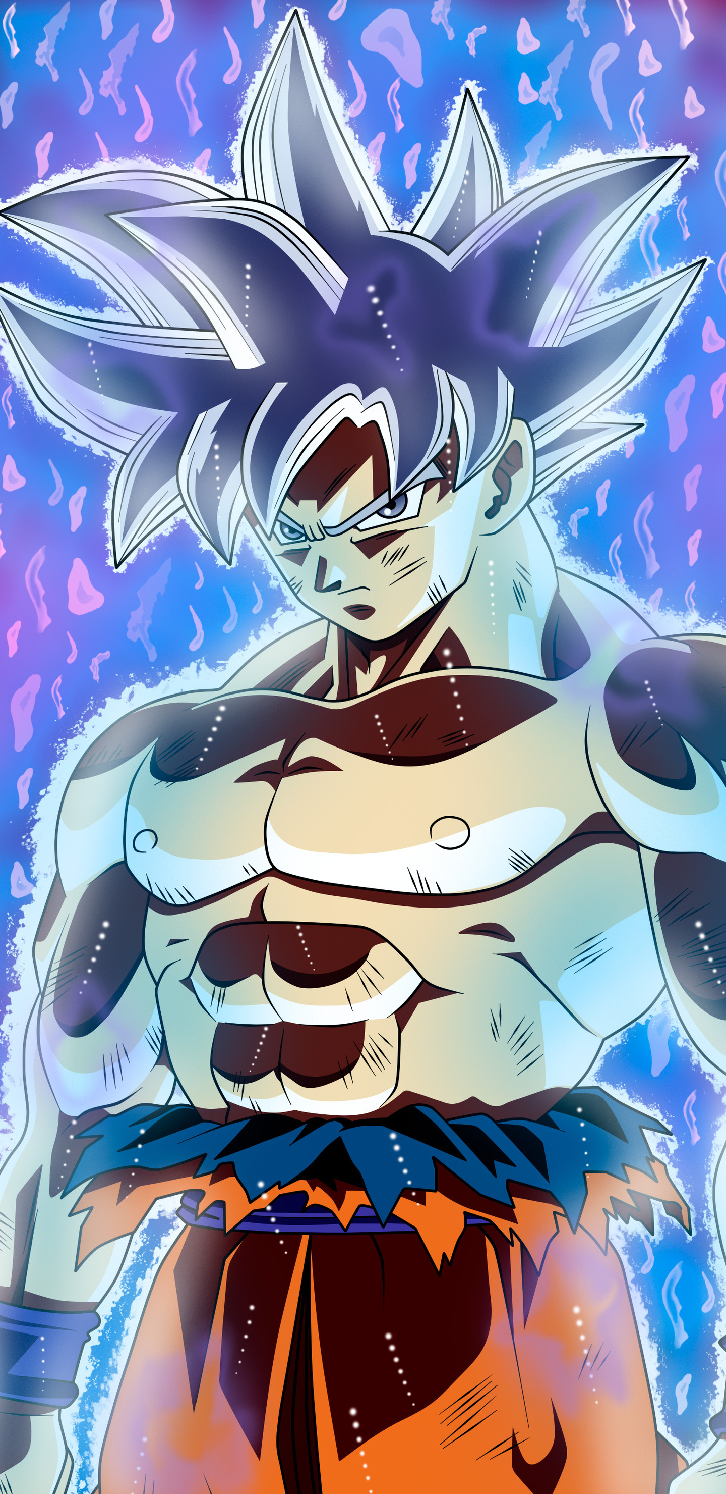1440x2960 Goku Migatte No Gokui Perfecto Ultra Instinct ...