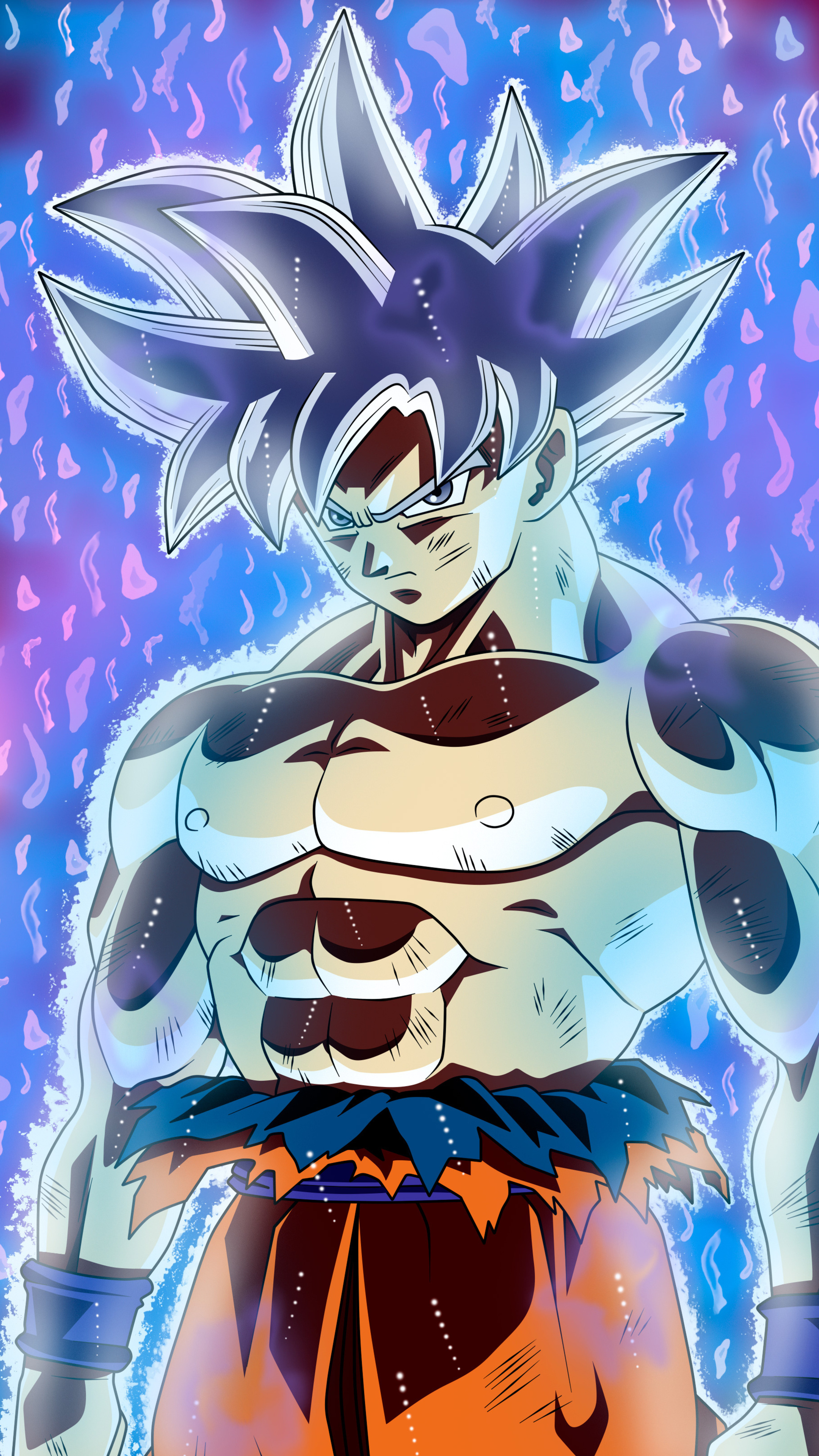 2160x3840 Goku Migatte No Gokui Perfecto Ultra Instinct