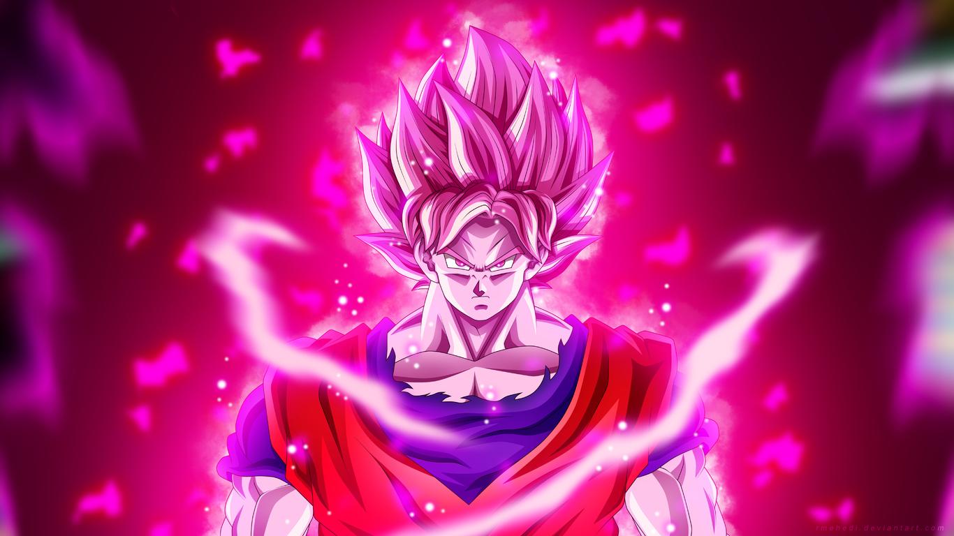 1366x768 Goku Super Saiyan Blue Kaioken 5k 1366x768 Resolution Hd